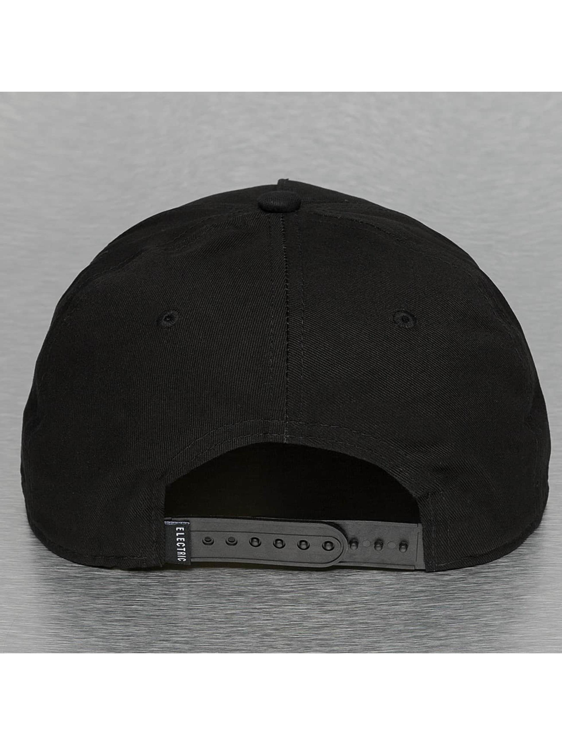 Electric Snapback Cap PRINT PACK schwarz