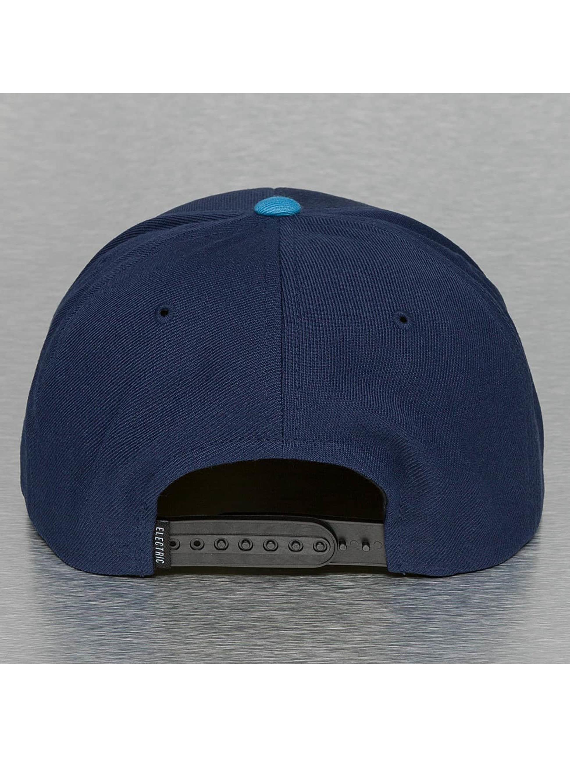 Electric Snapback Caps VOLT blå