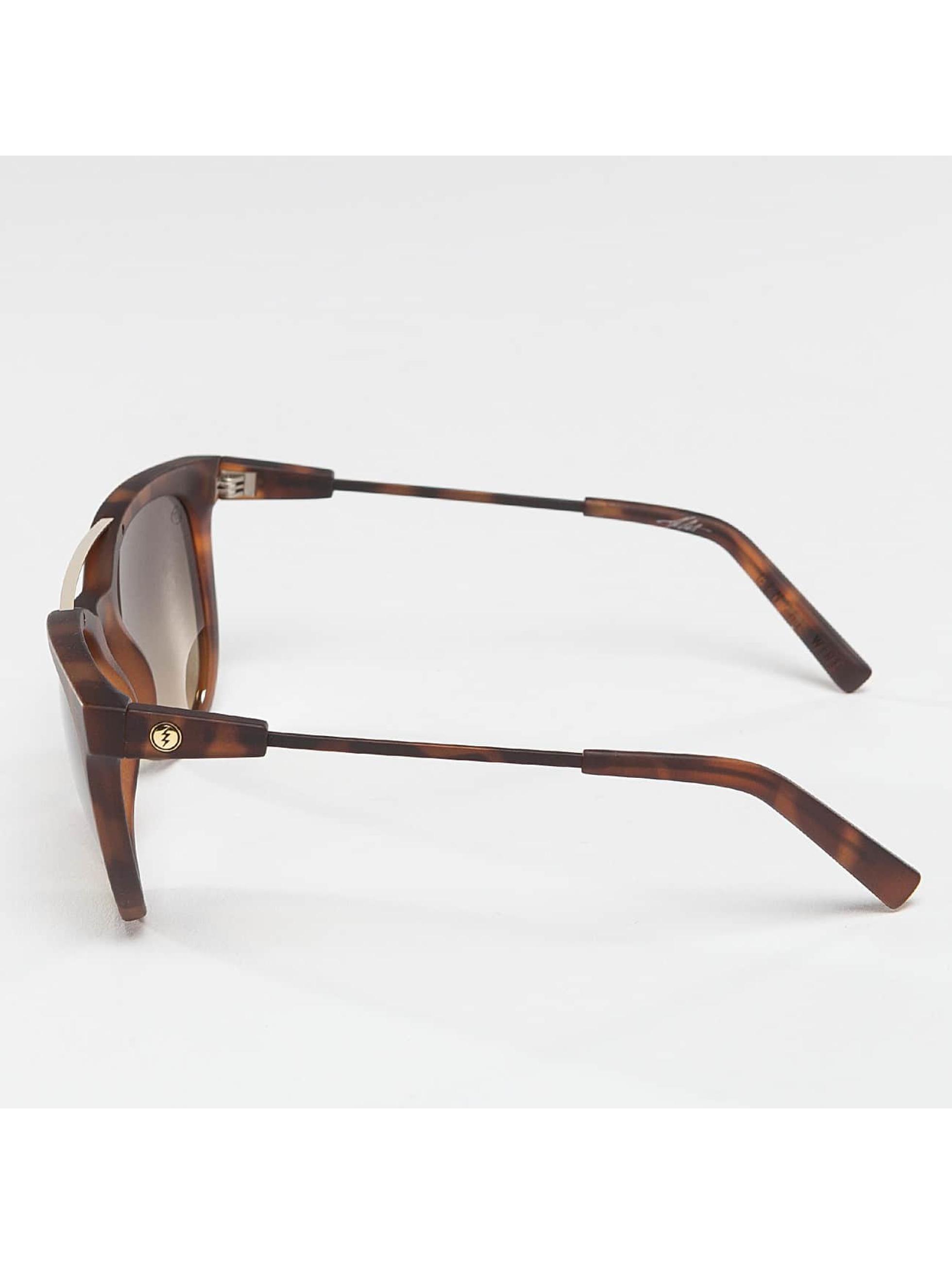 Electric Sonnenbrille Bengal Wire braun