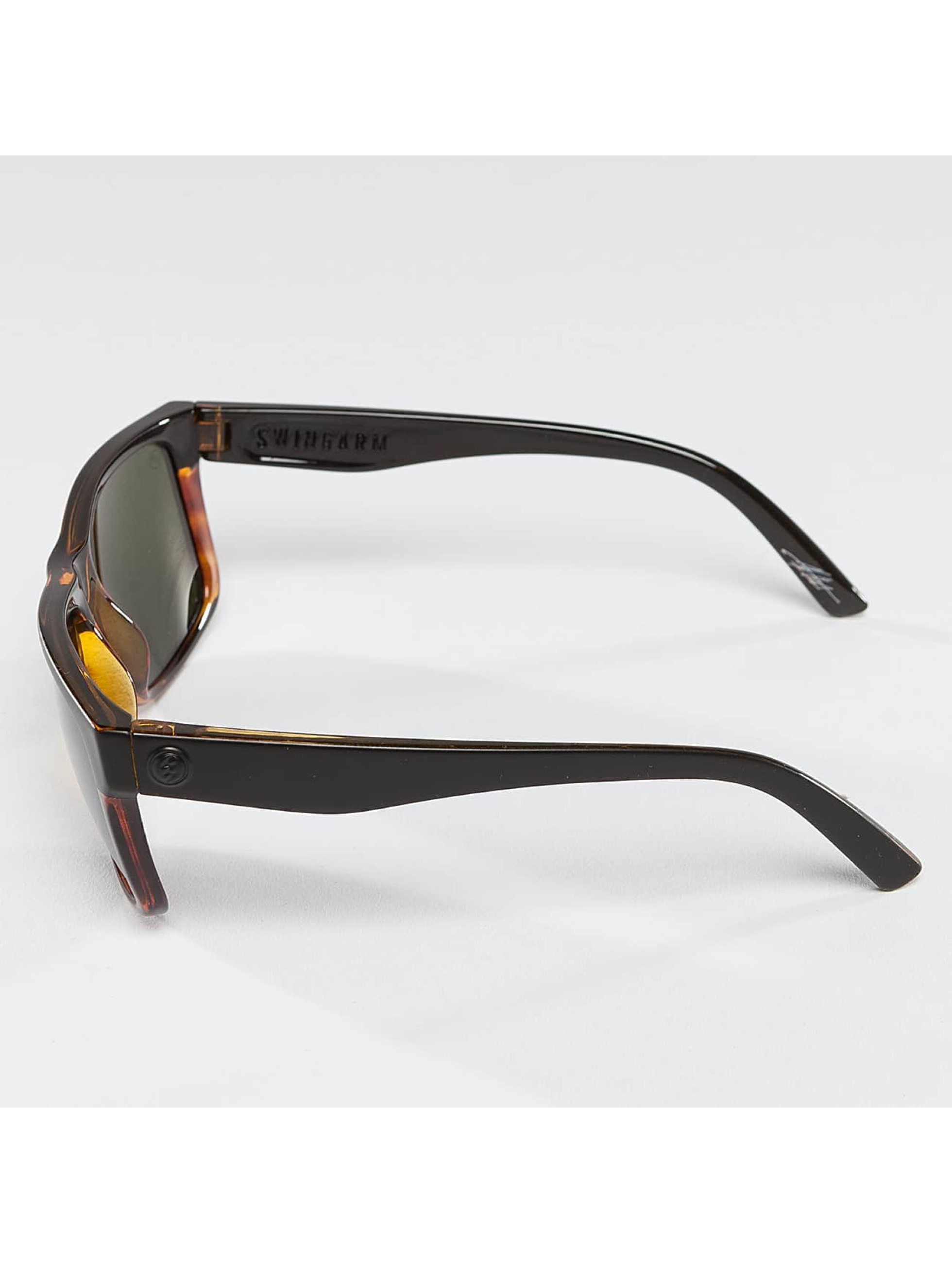 Electric Sonnenbrille Swingarm braun