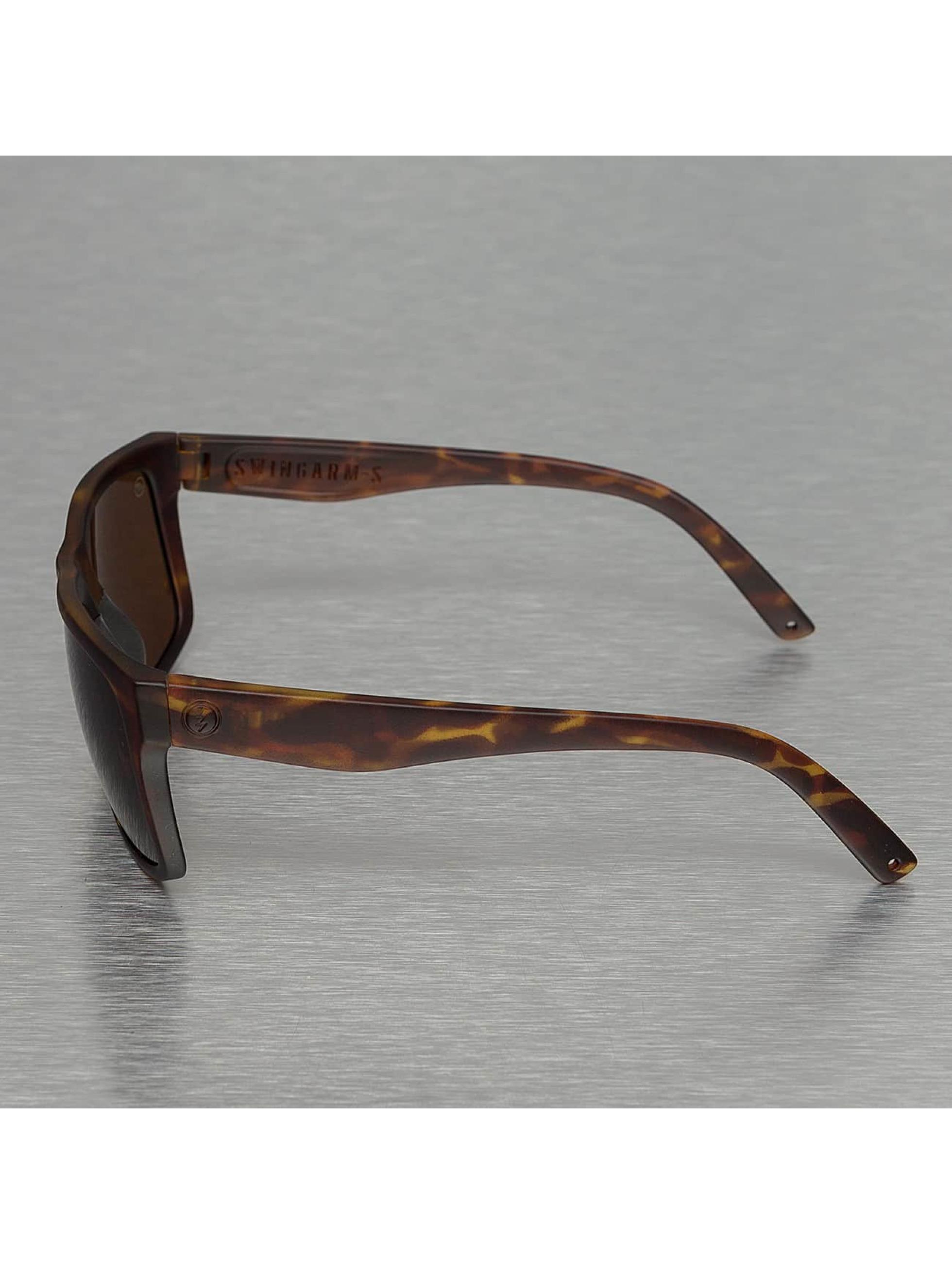 Electric Sunglasses SWINGARM S brown
