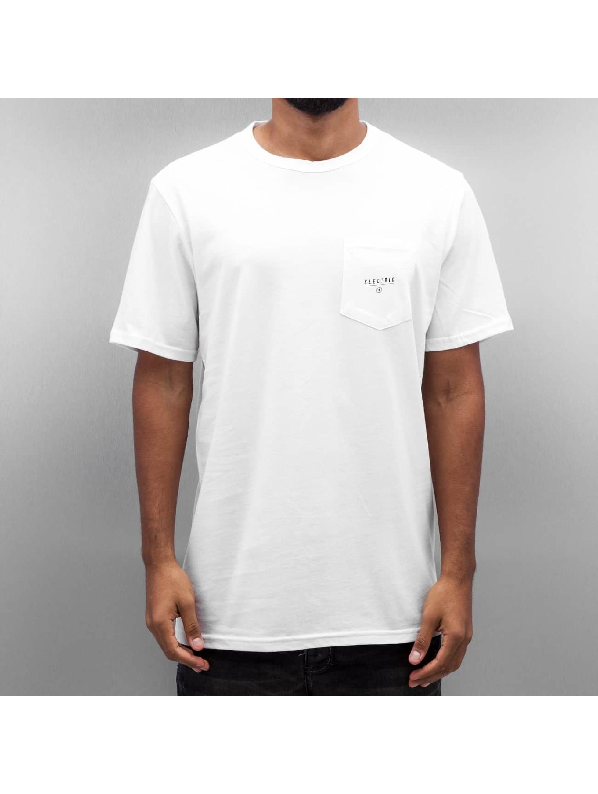 Electric T-shirt CORPO bianco