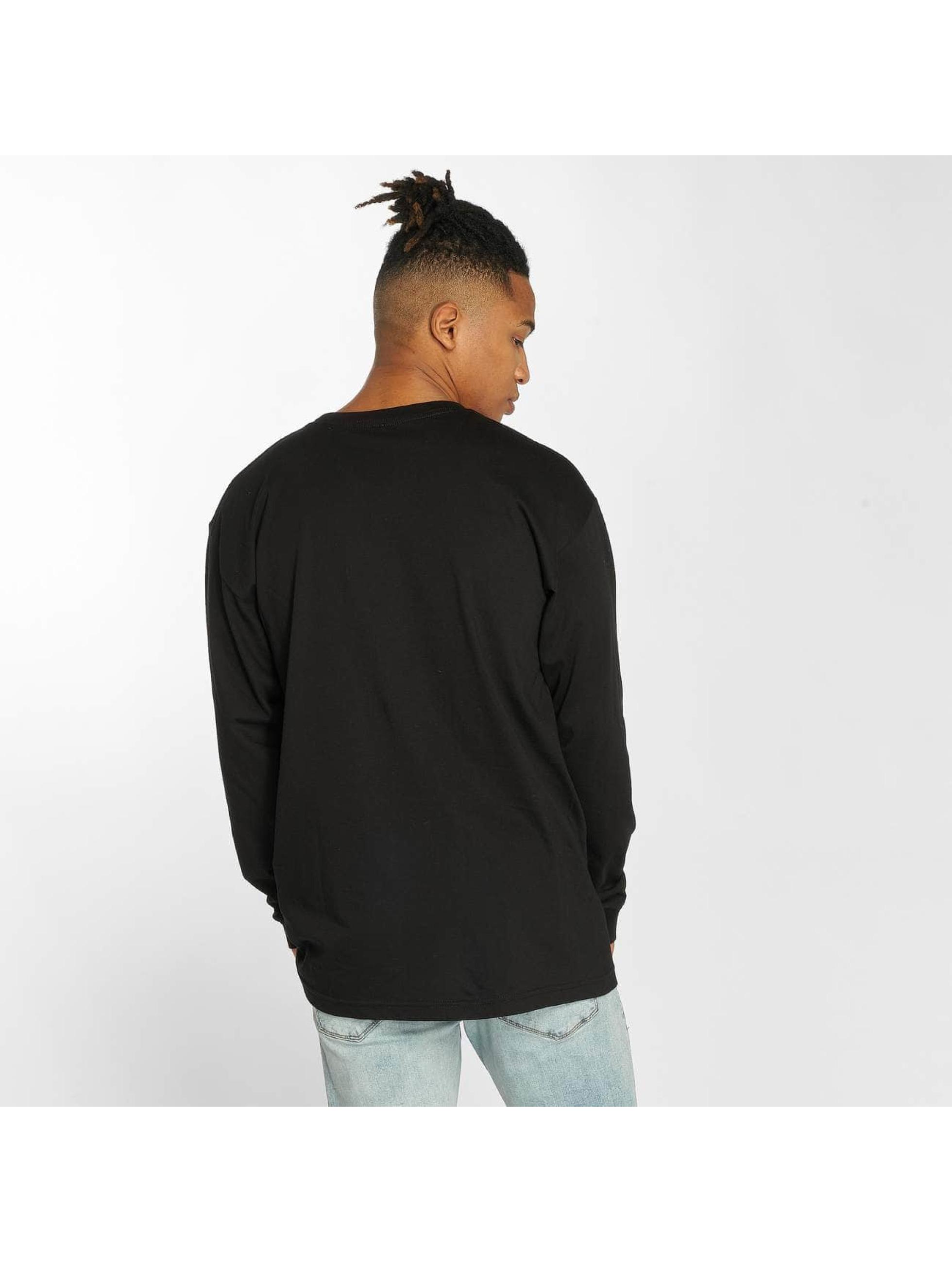 Electric T-Shirt manches longues Icon noir