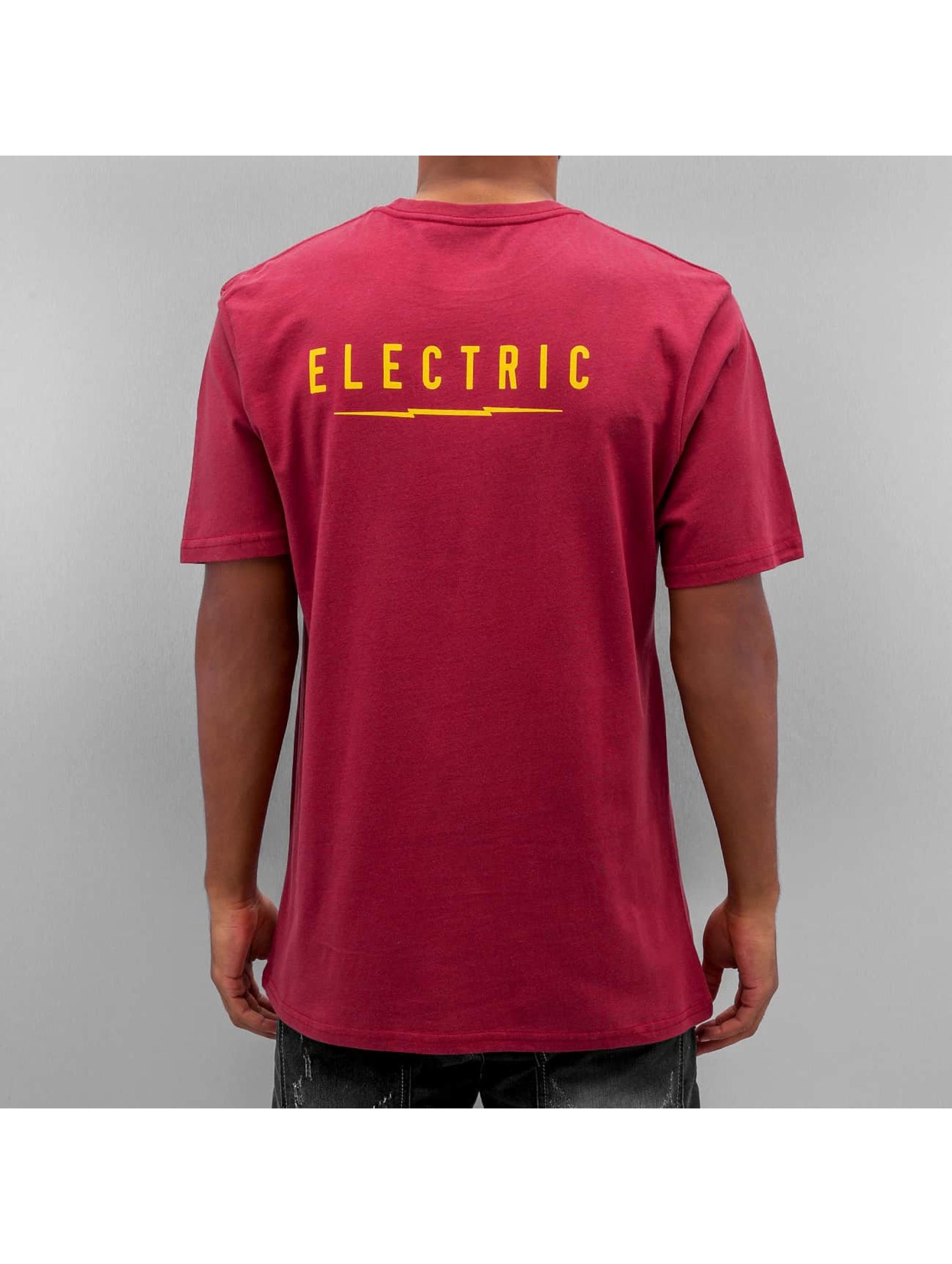 Electric t-shirt UNDERVOLT II rood