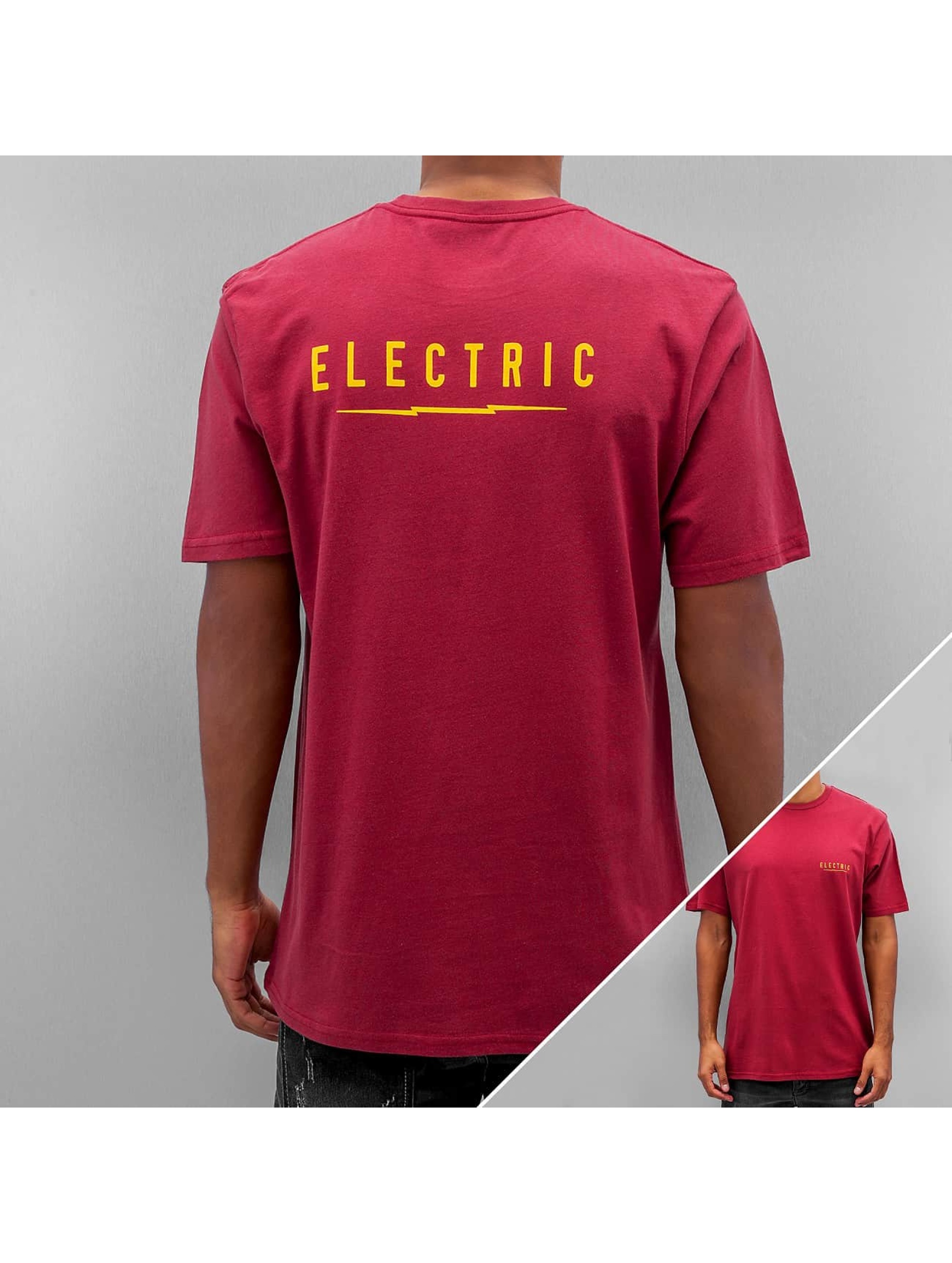 Electric T-shirt UNDERVOLT II rosso