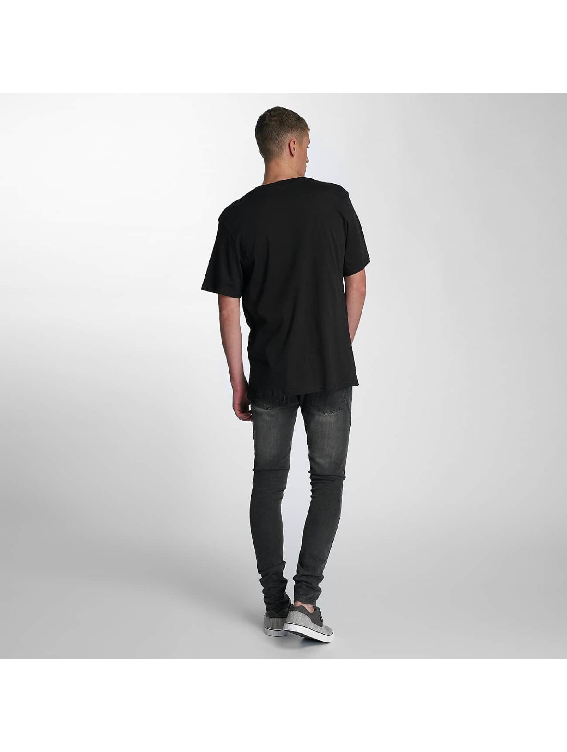 Electric T-Shirt Script schwarz