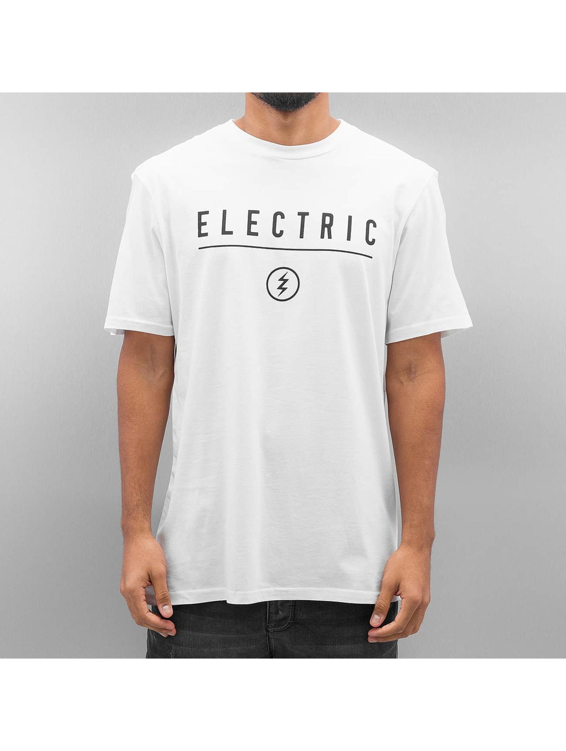 Electric T-Shirt EA4311619 white