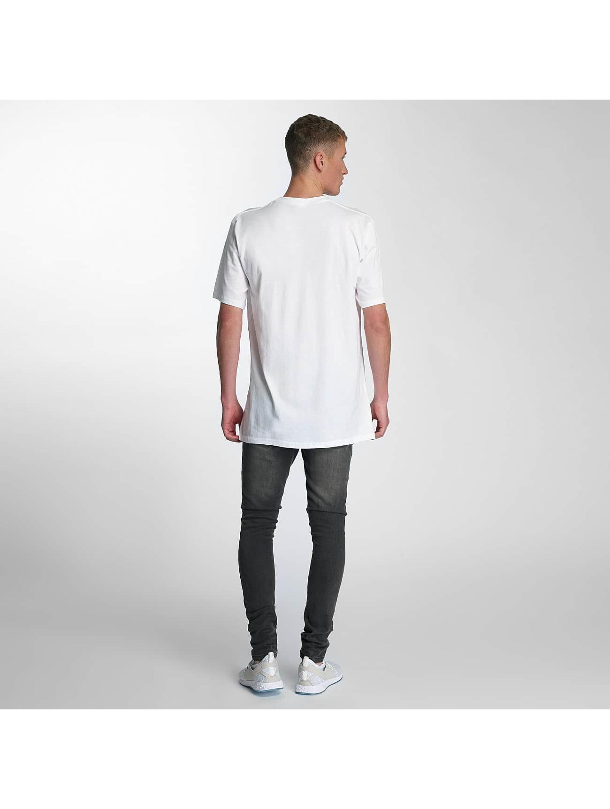 Electric T-skjorter Script hvit