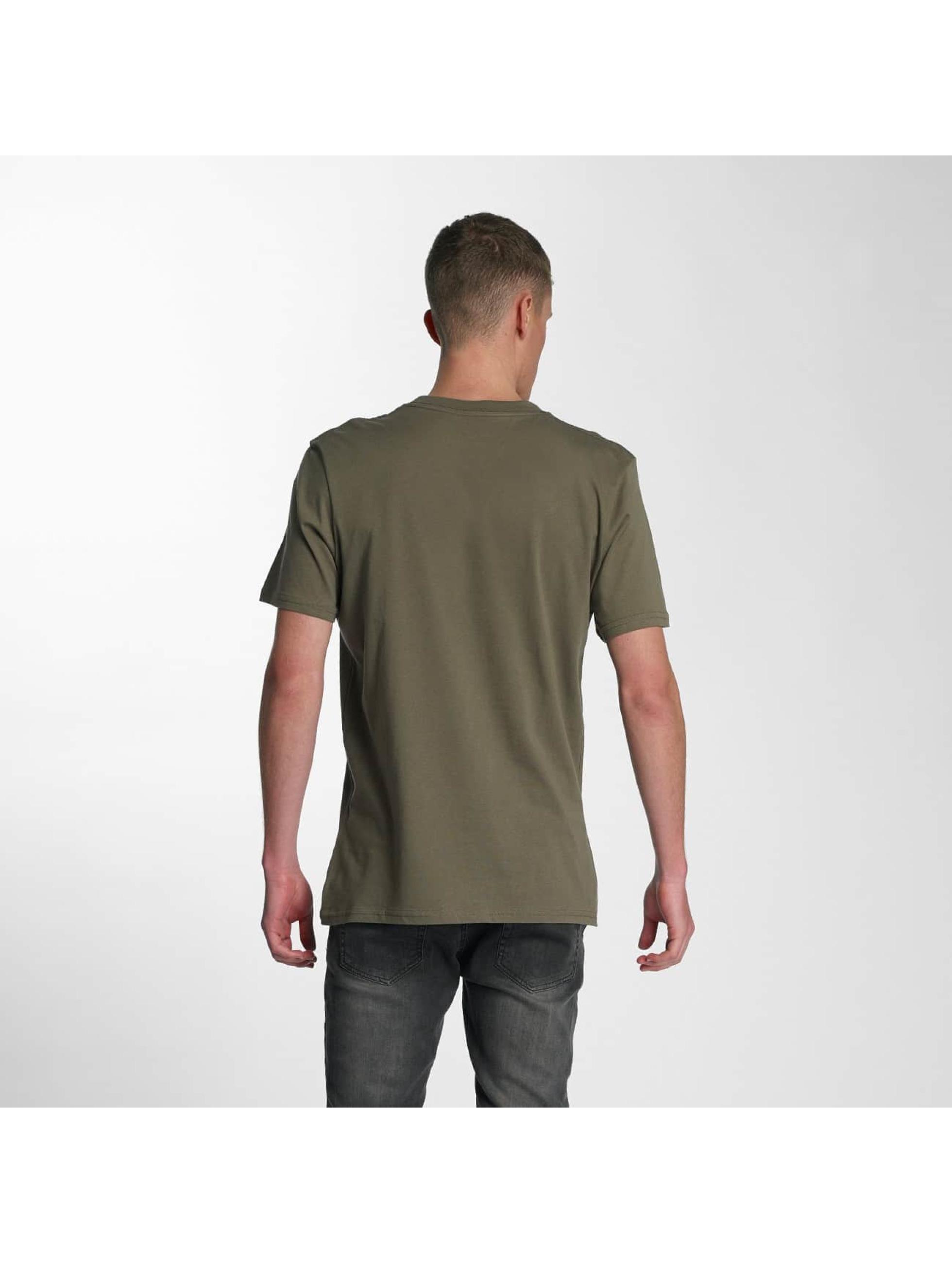 Electric T-skjorter Script oliven