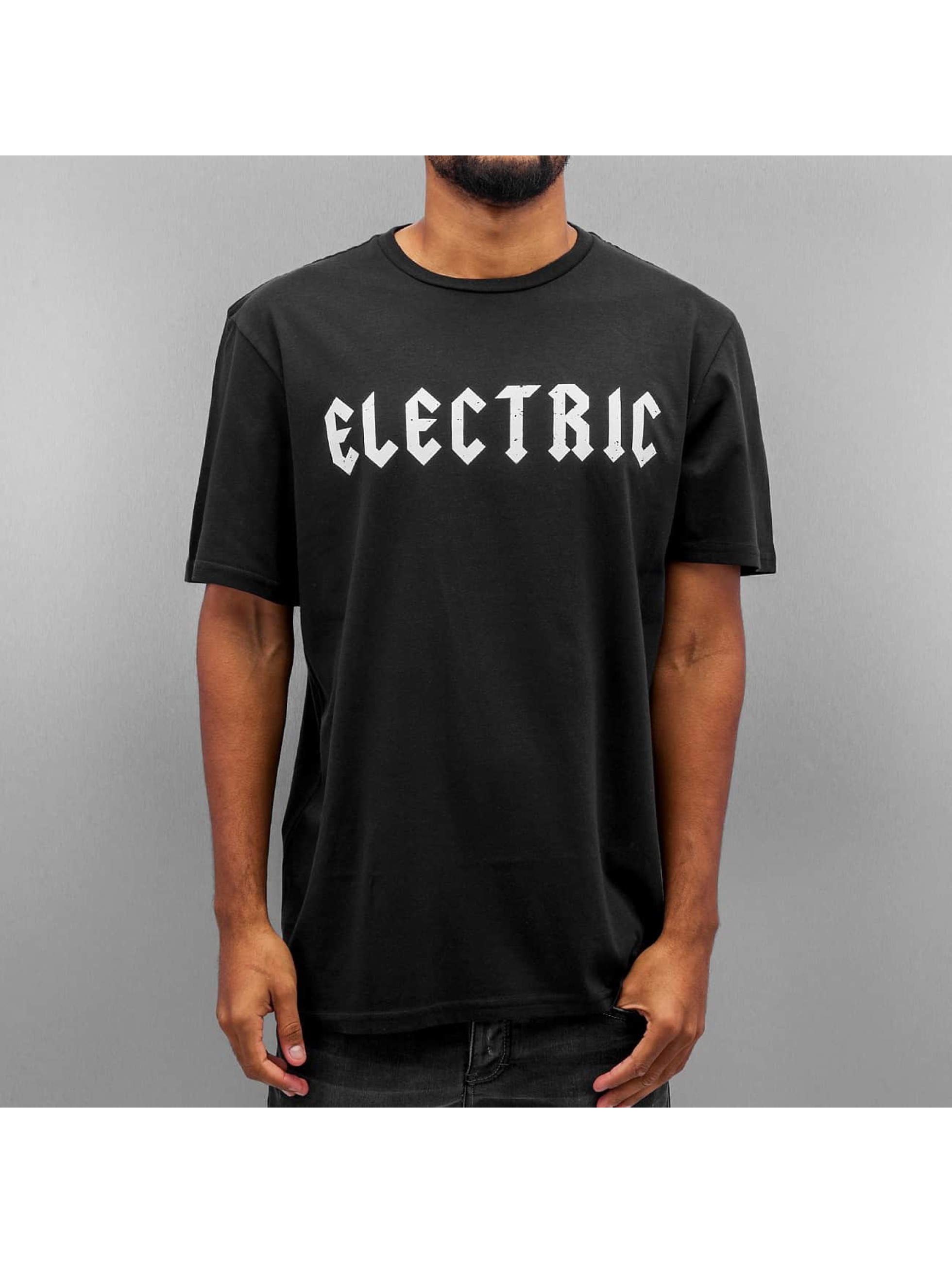 Electric Tall Tees HESSIAN nero