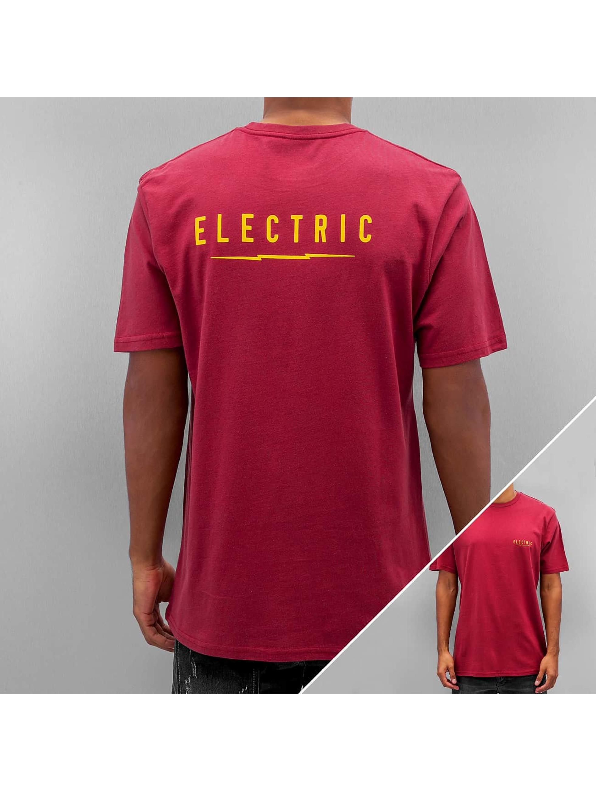 Electric Tričká UNDERVOLT II èervená