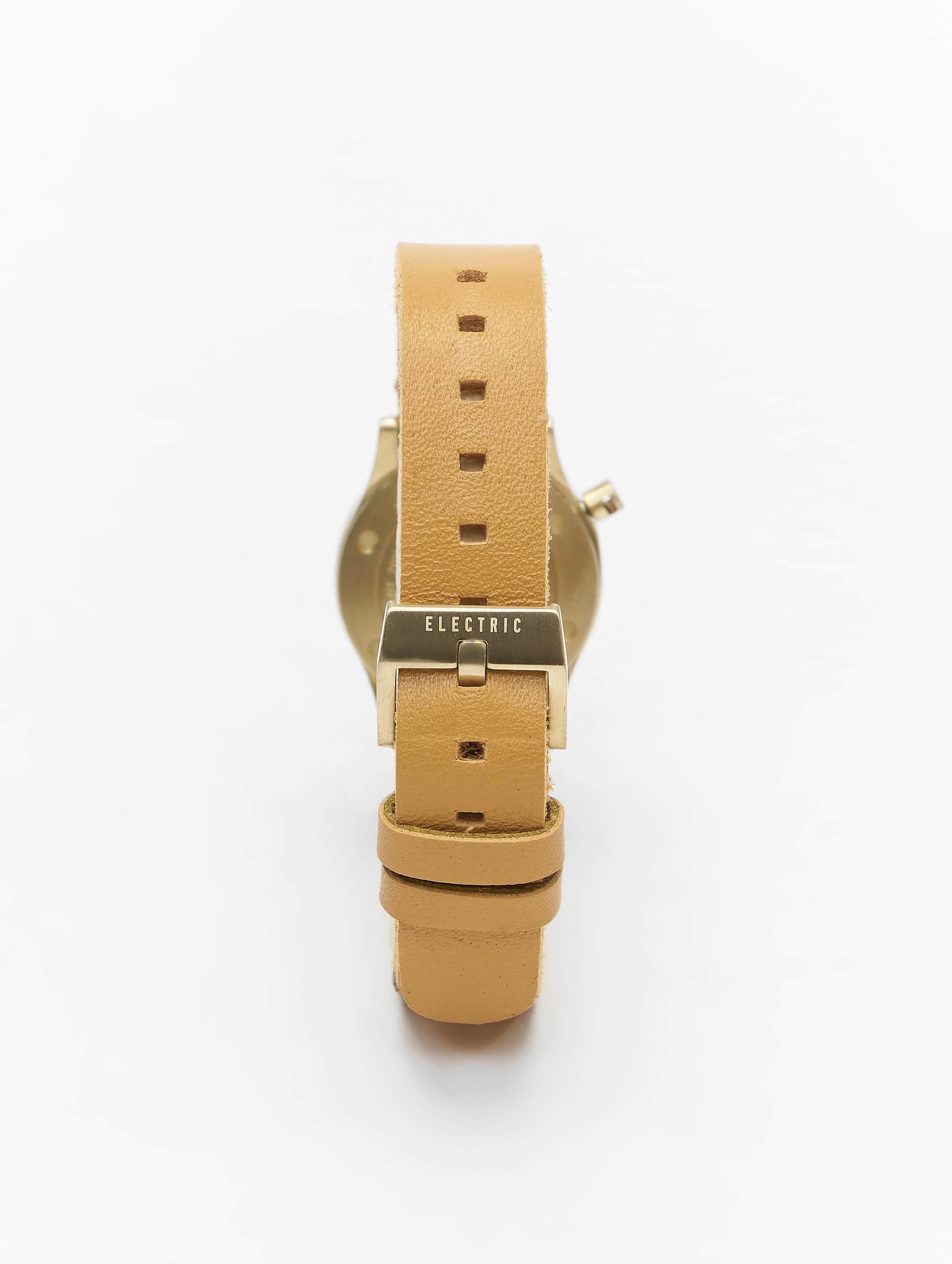 Electric Uhr FW03 MINI braun