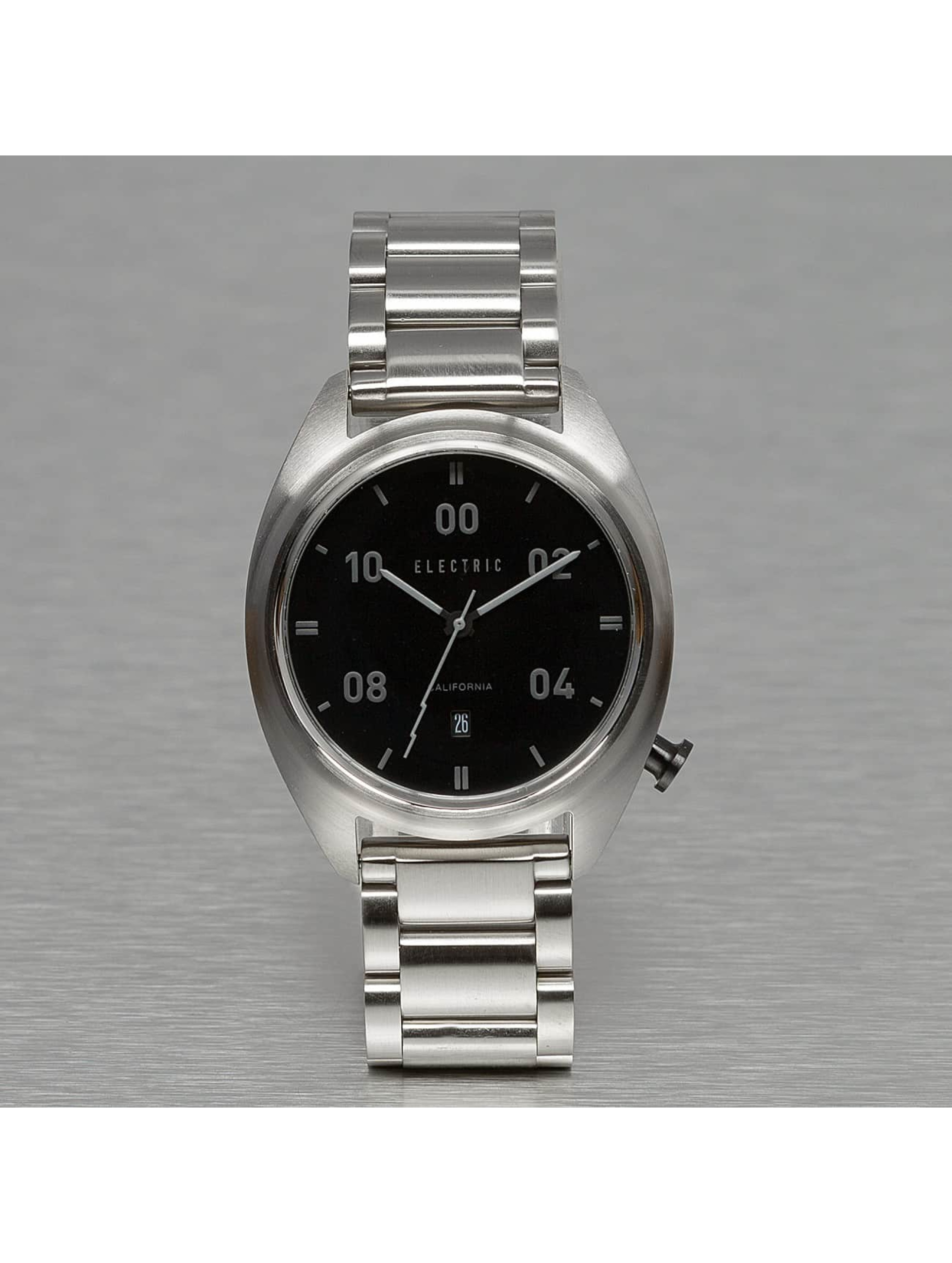 Electric Uhr OW01 Stainless Steel grau