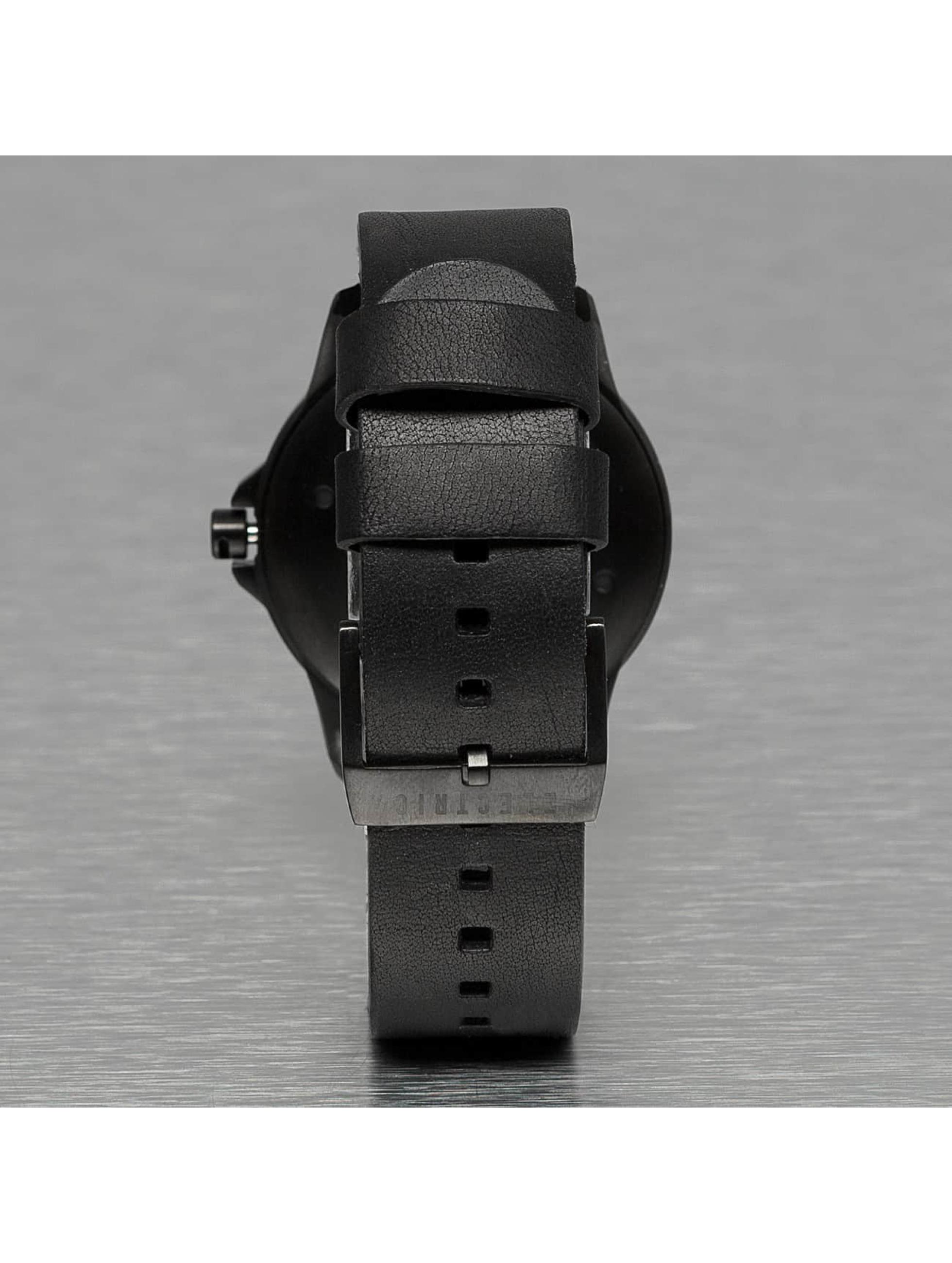 Electric Uhr CARROWAY schwarz