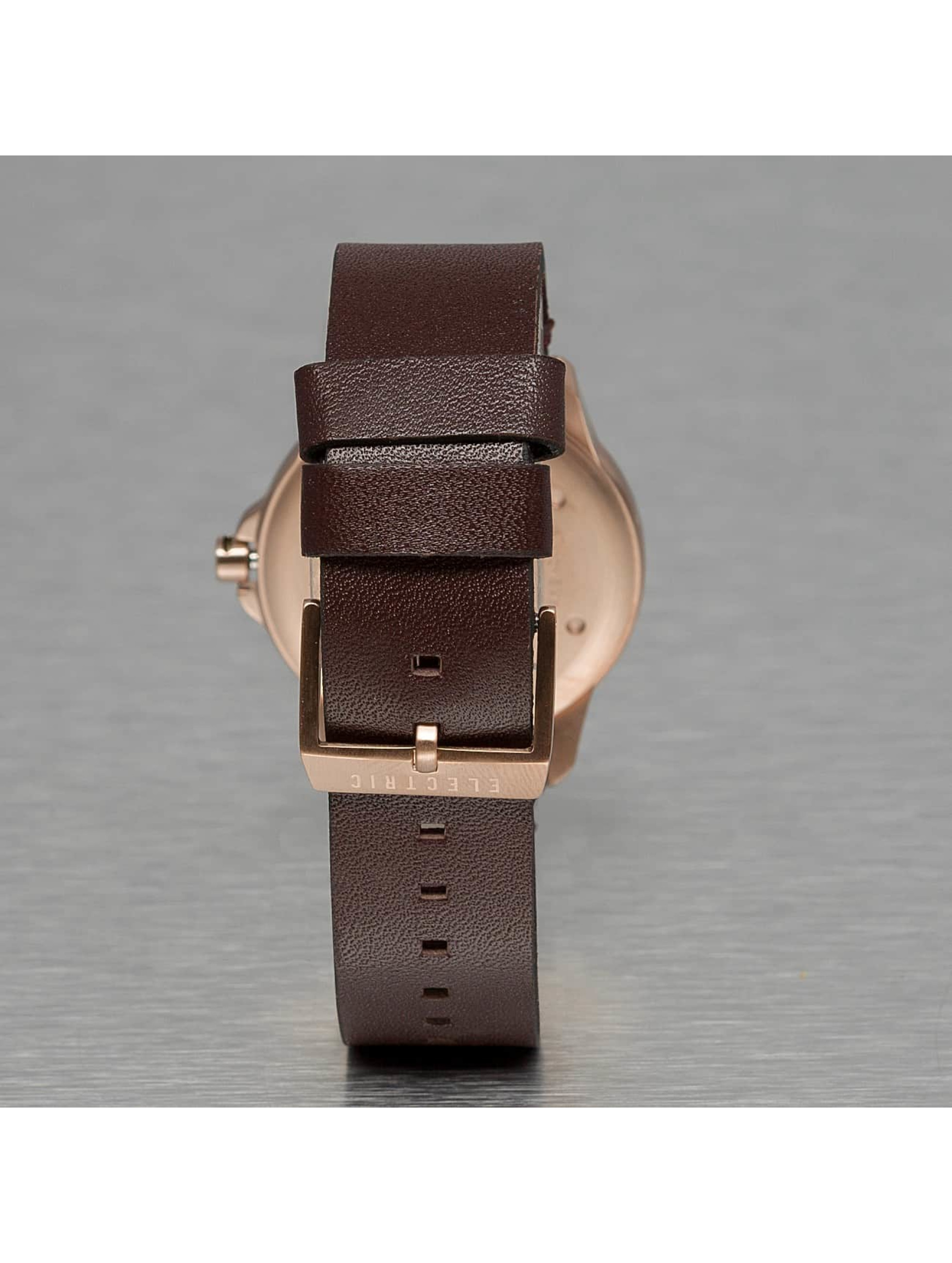 Electric Watch CARROWAY brown