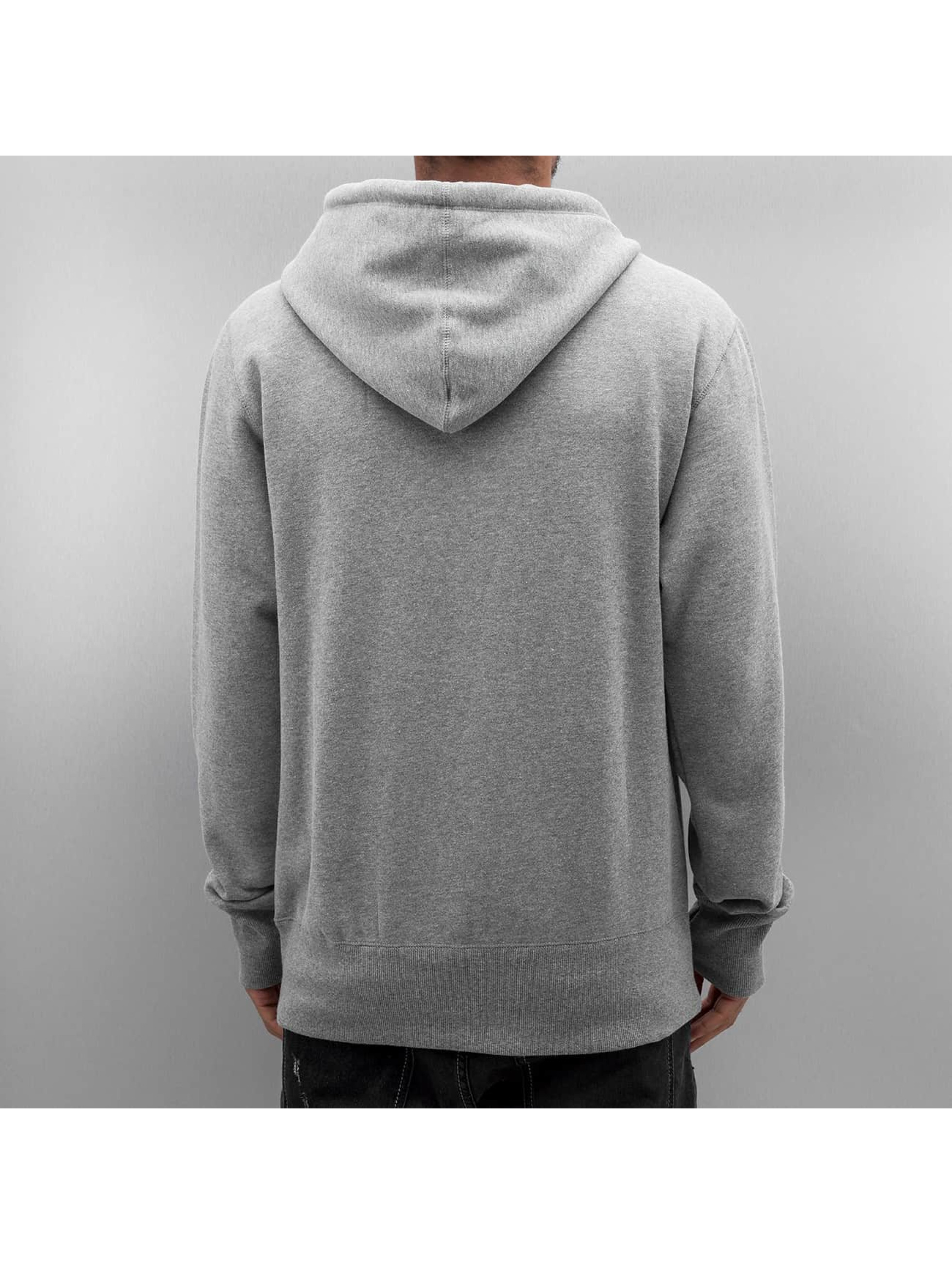 Electric Zip Hoodie VOLT grey