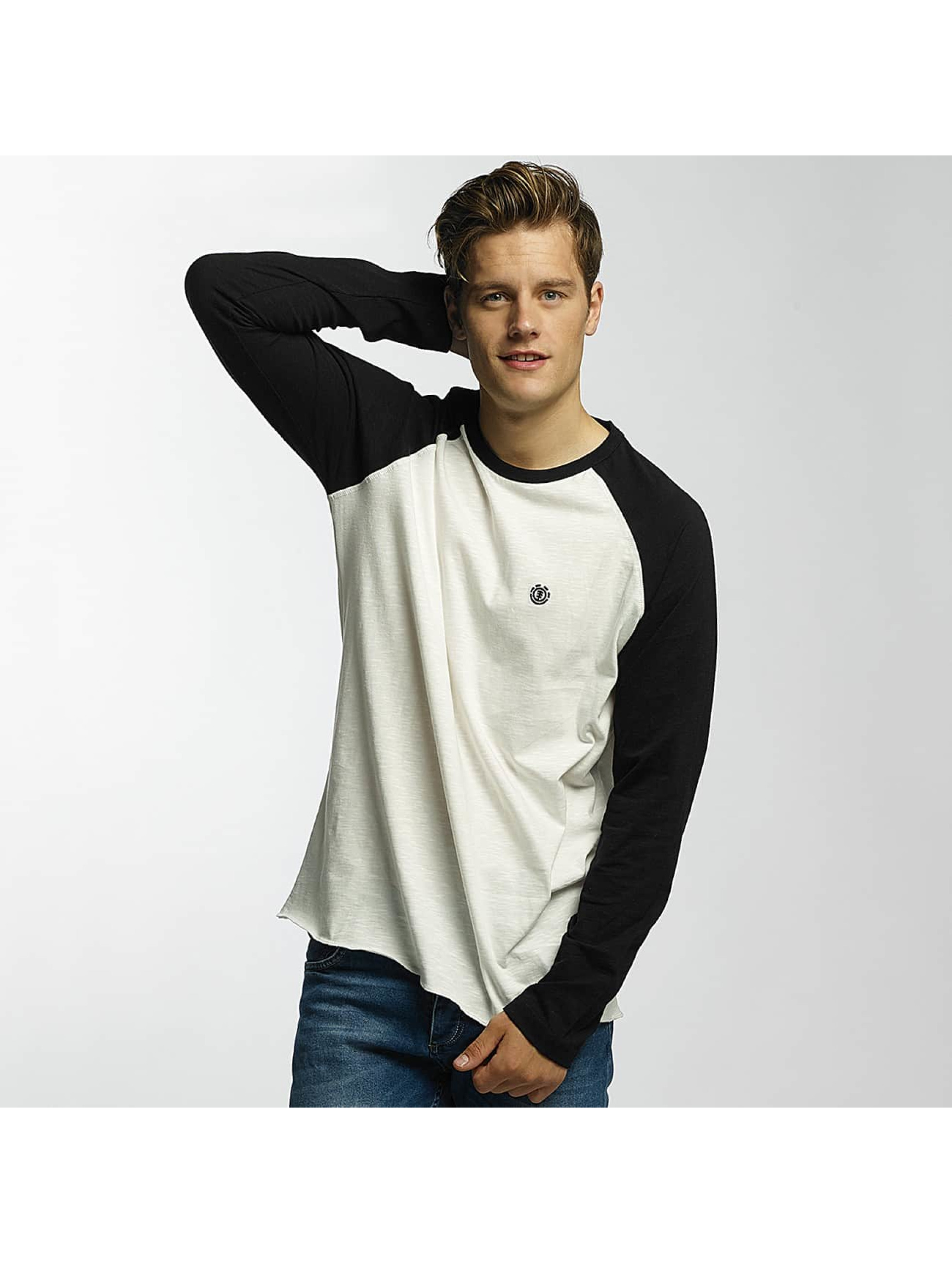 Element Longsleeves Blunt bialy