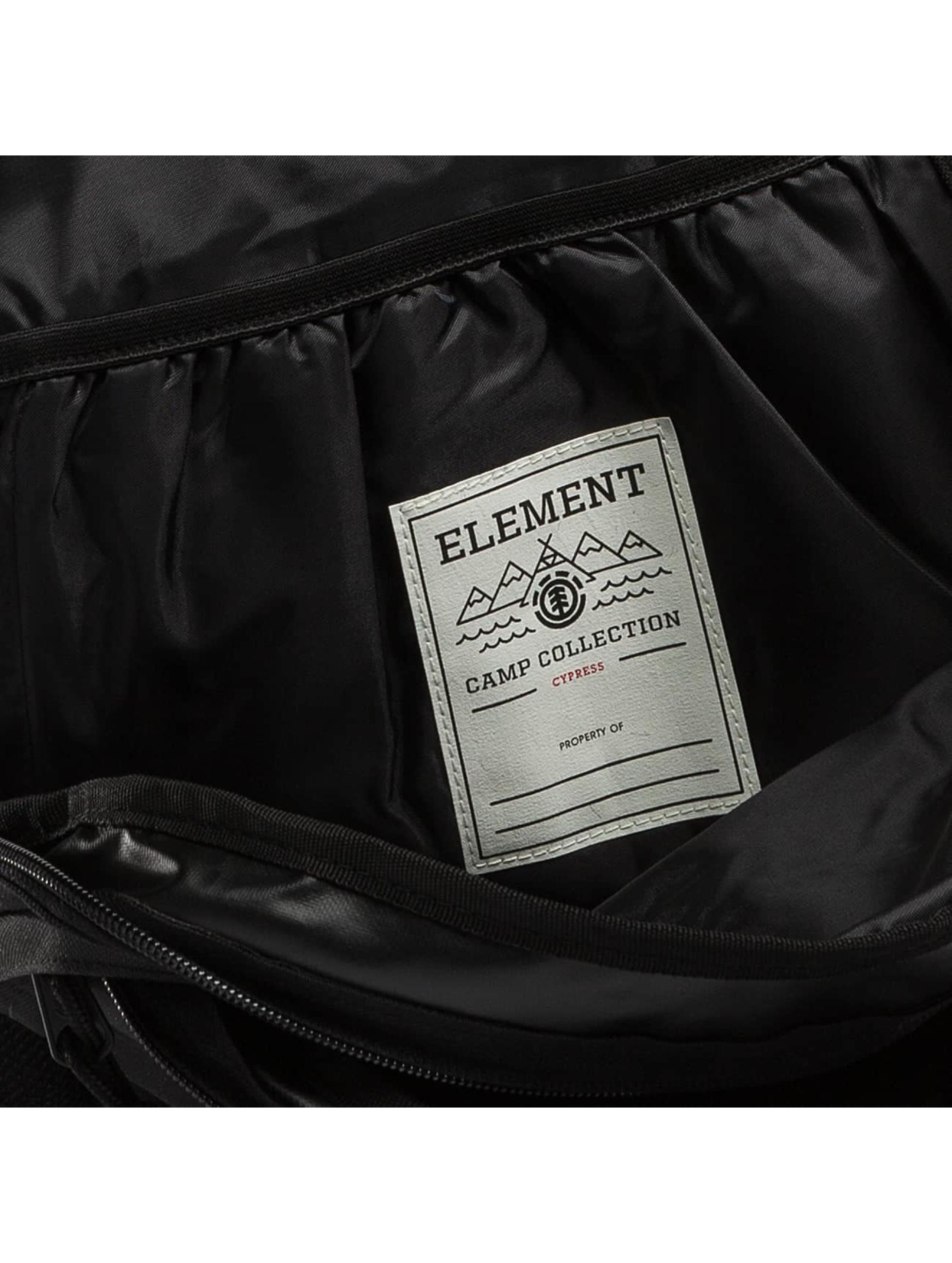 Element Ryggsekker Cypress svart