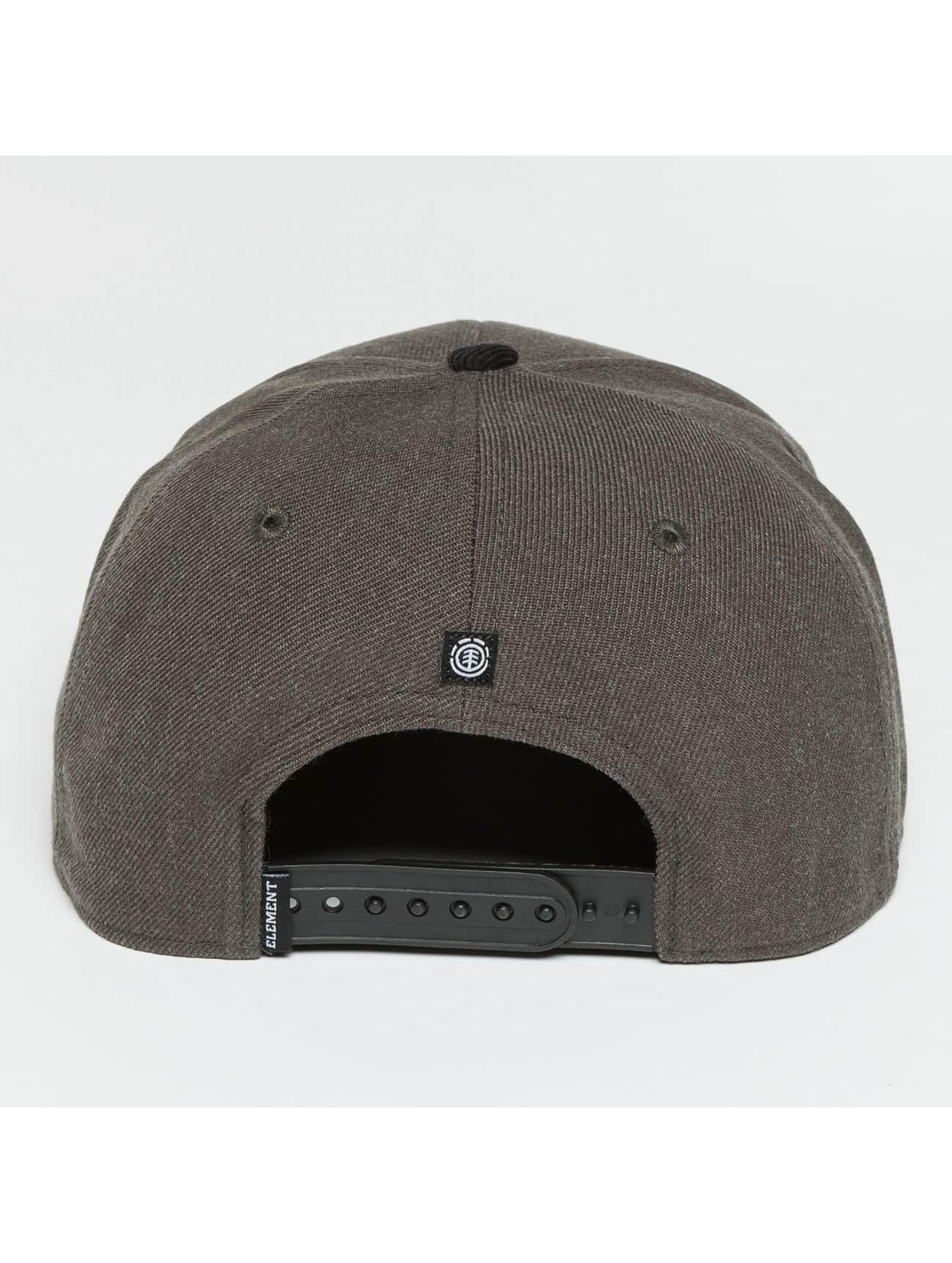 Element Snapback Cap United grey