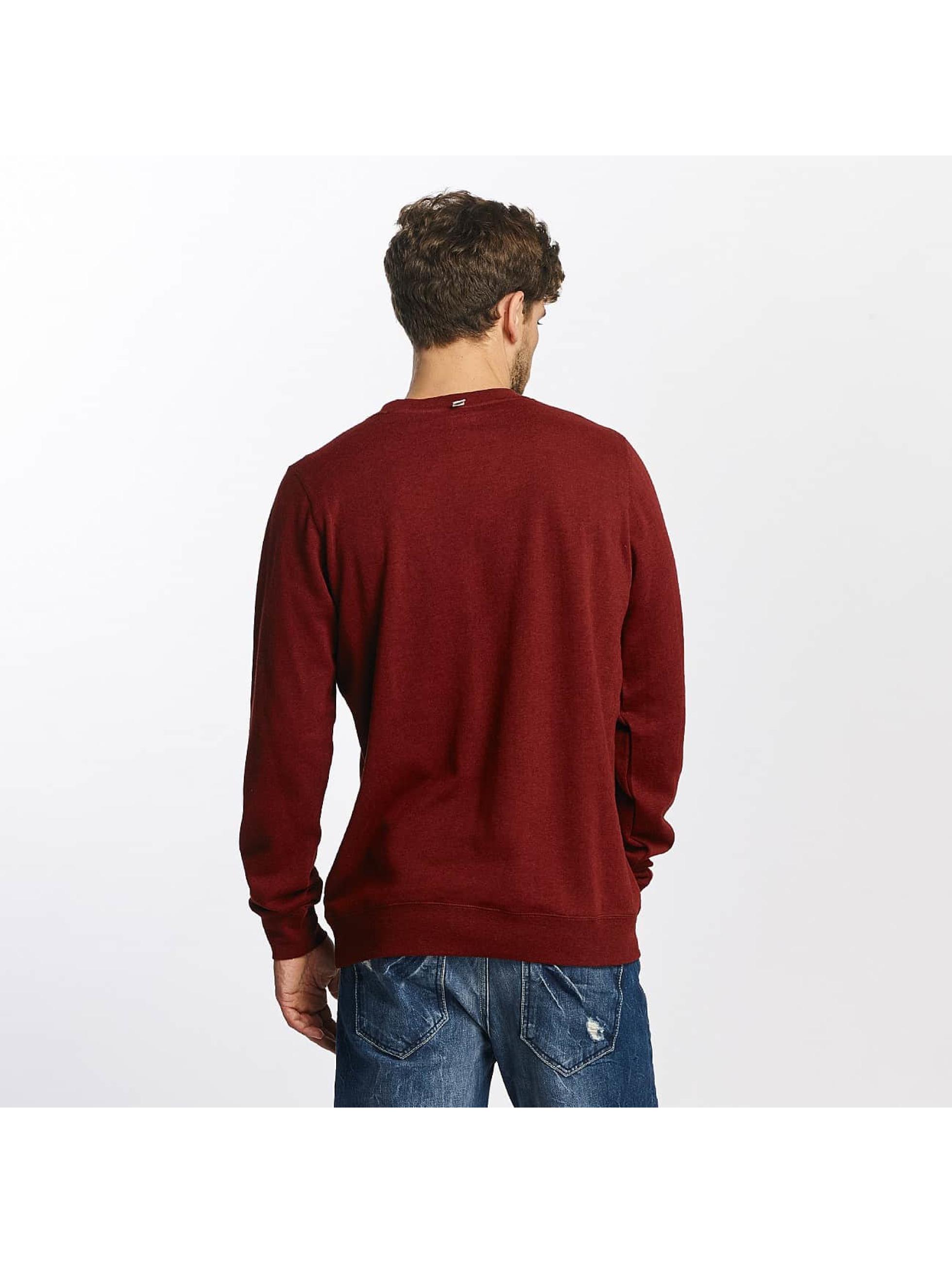 Element Swetry Cornell Overdye Crew czerwony