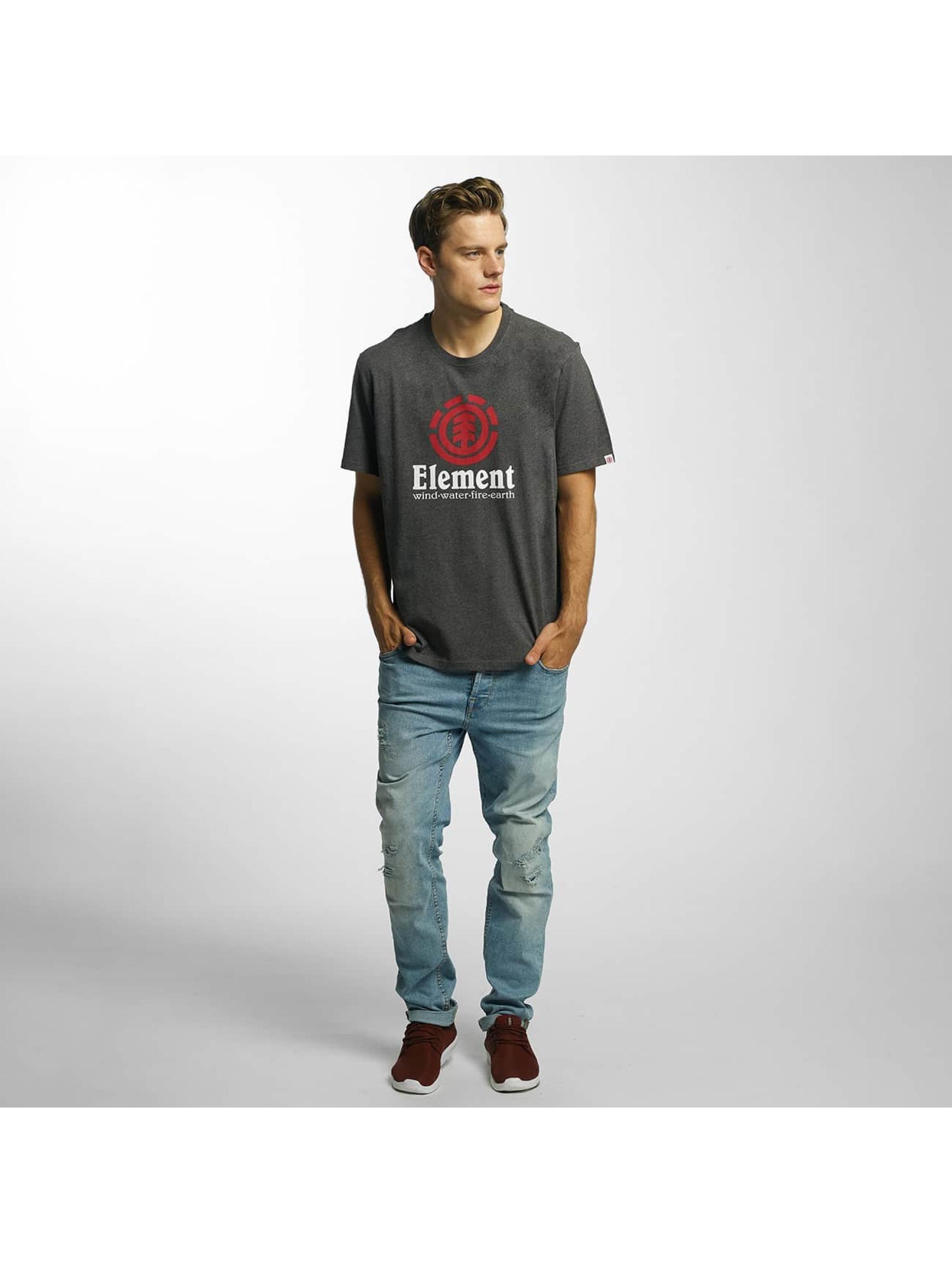Element T-Shirt Vertical gray