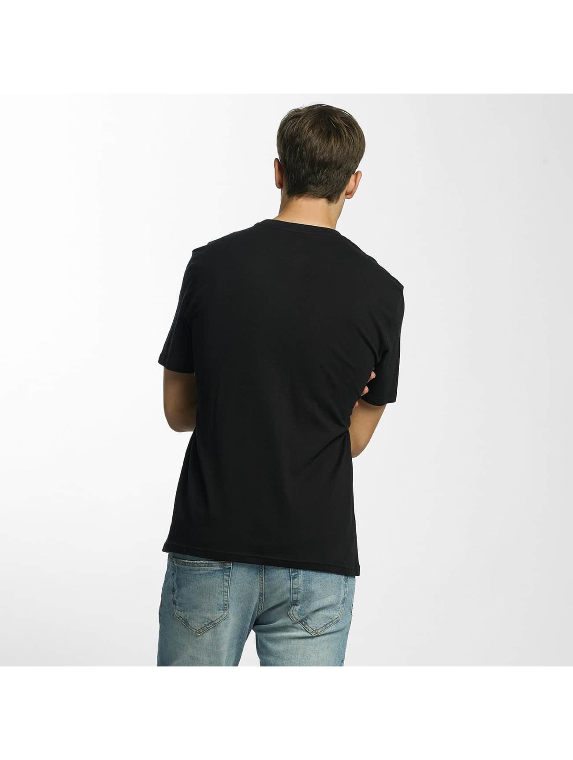 Element T-Shirt Vertical schwarz
