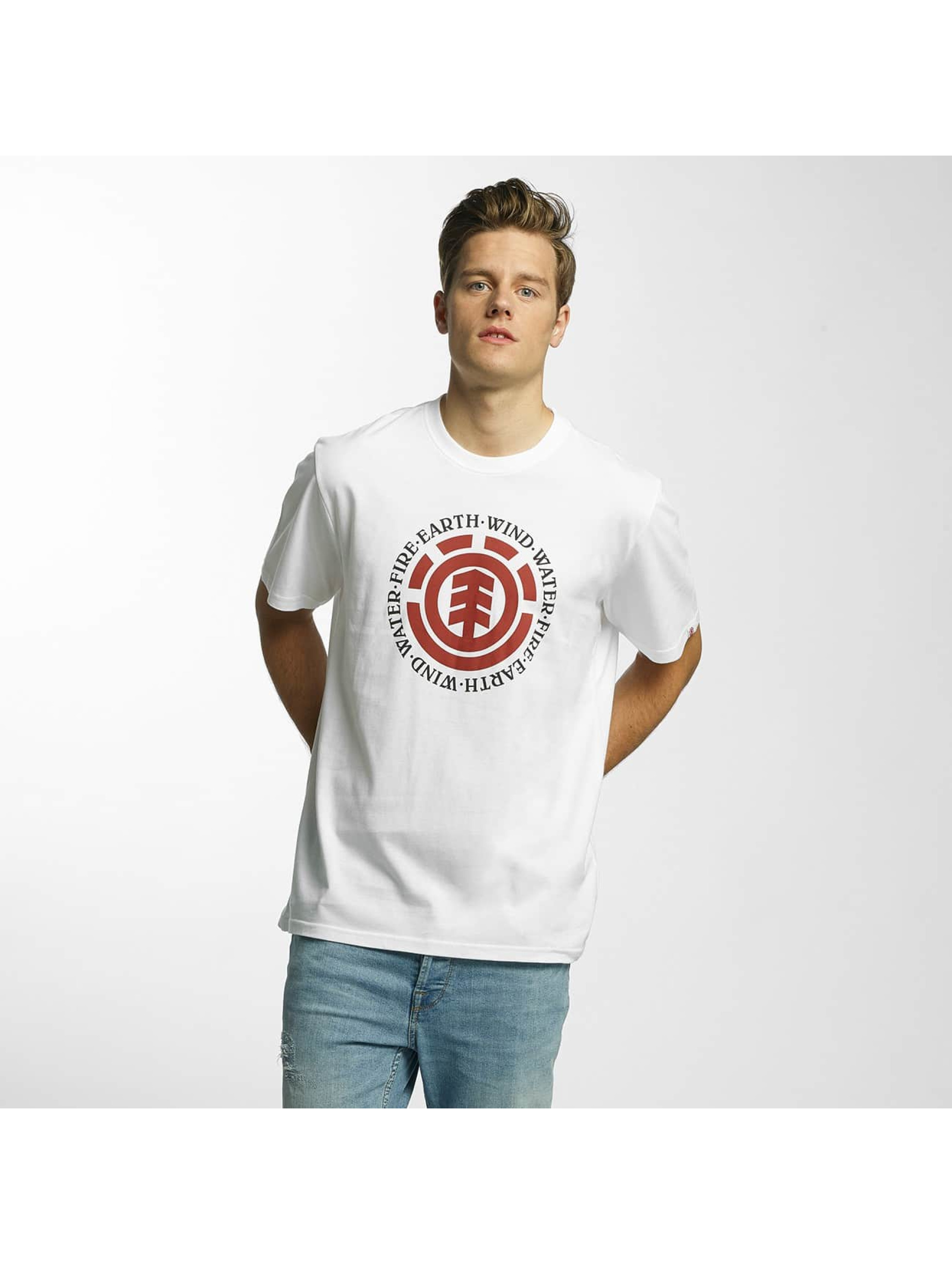 Element T-Shirt Seal weiß