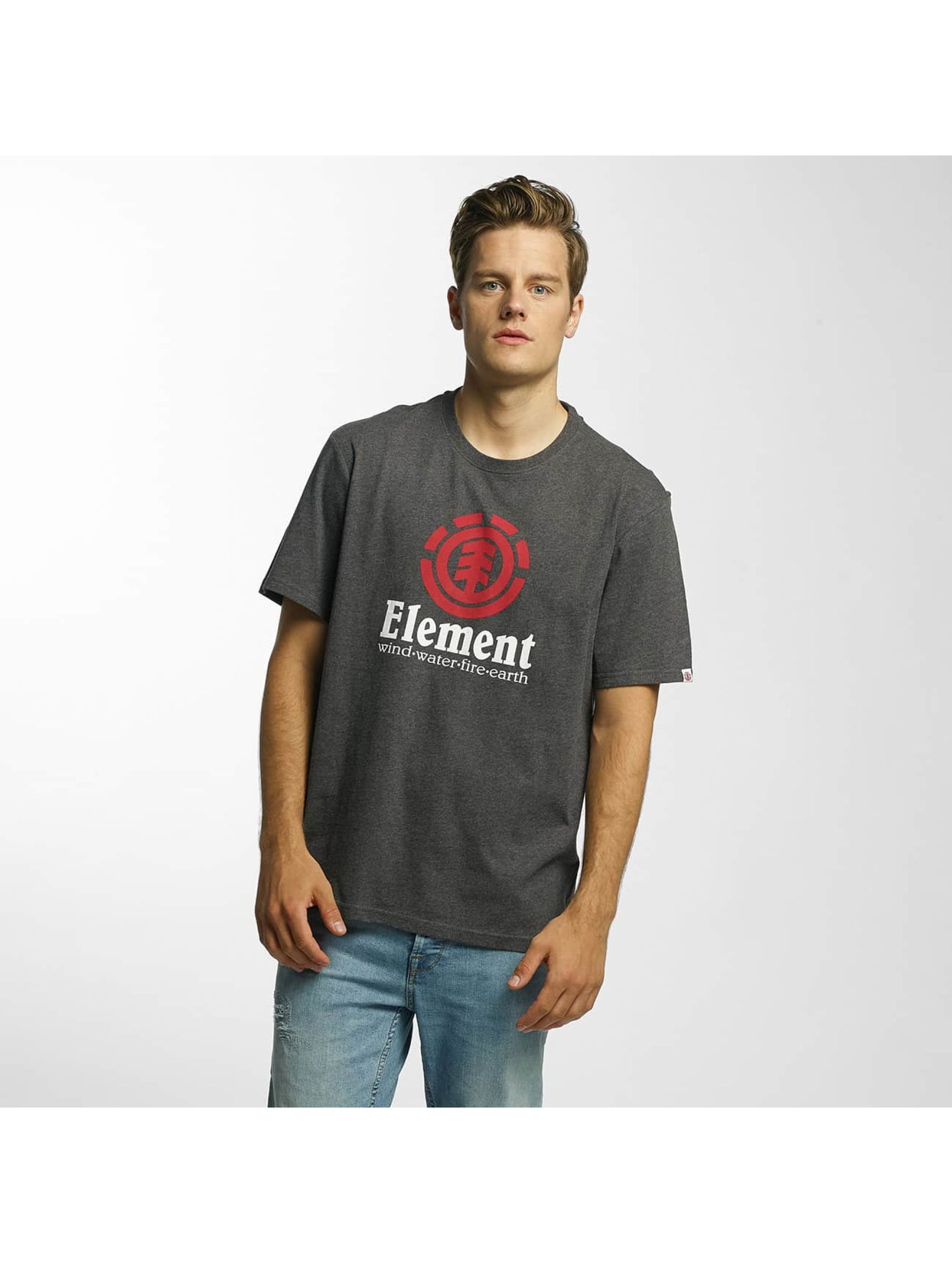 Element T-Shirty Vertical szary