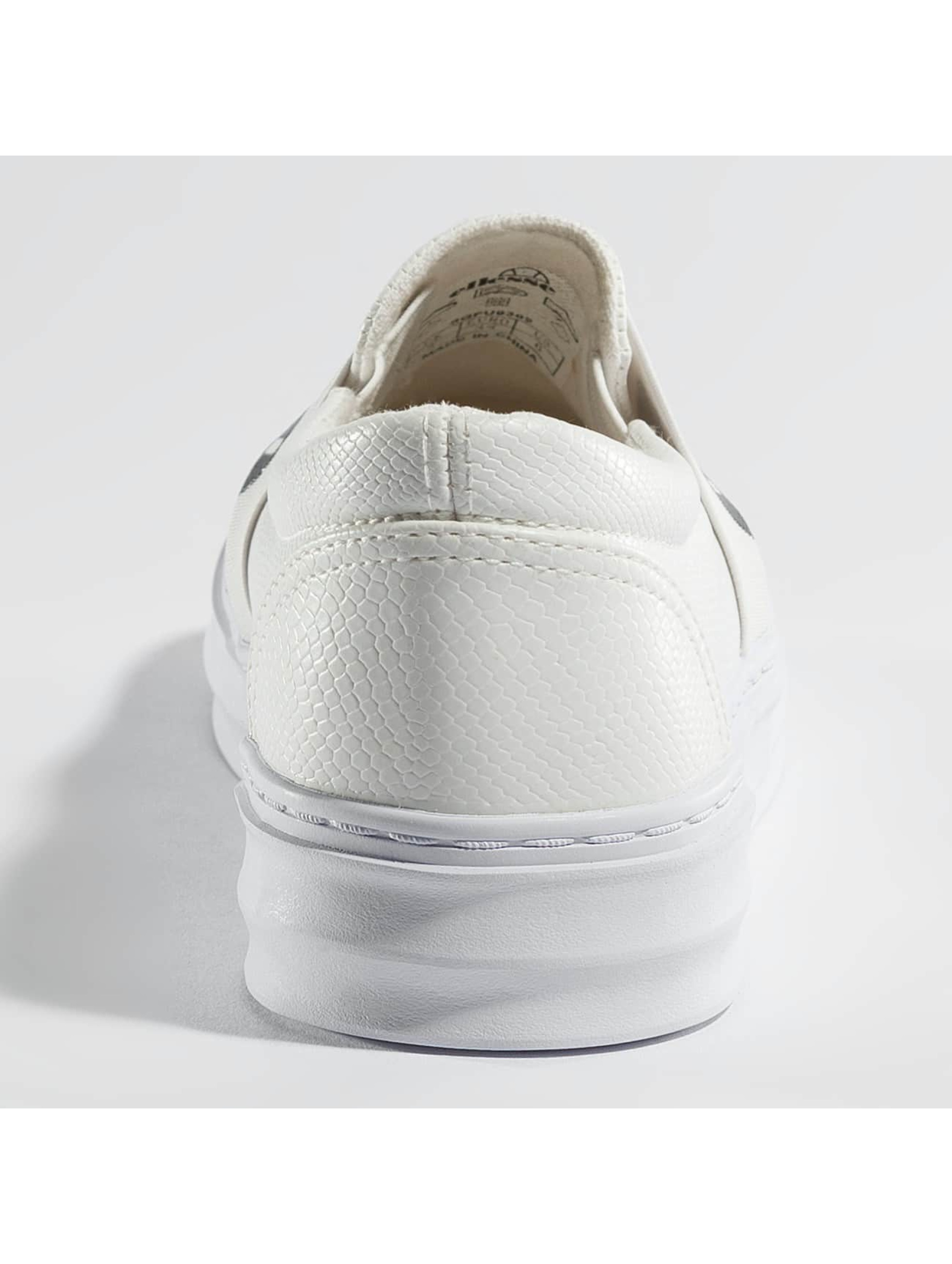 Ellesse Baskets Heritage Panforte Vulcanised blanc