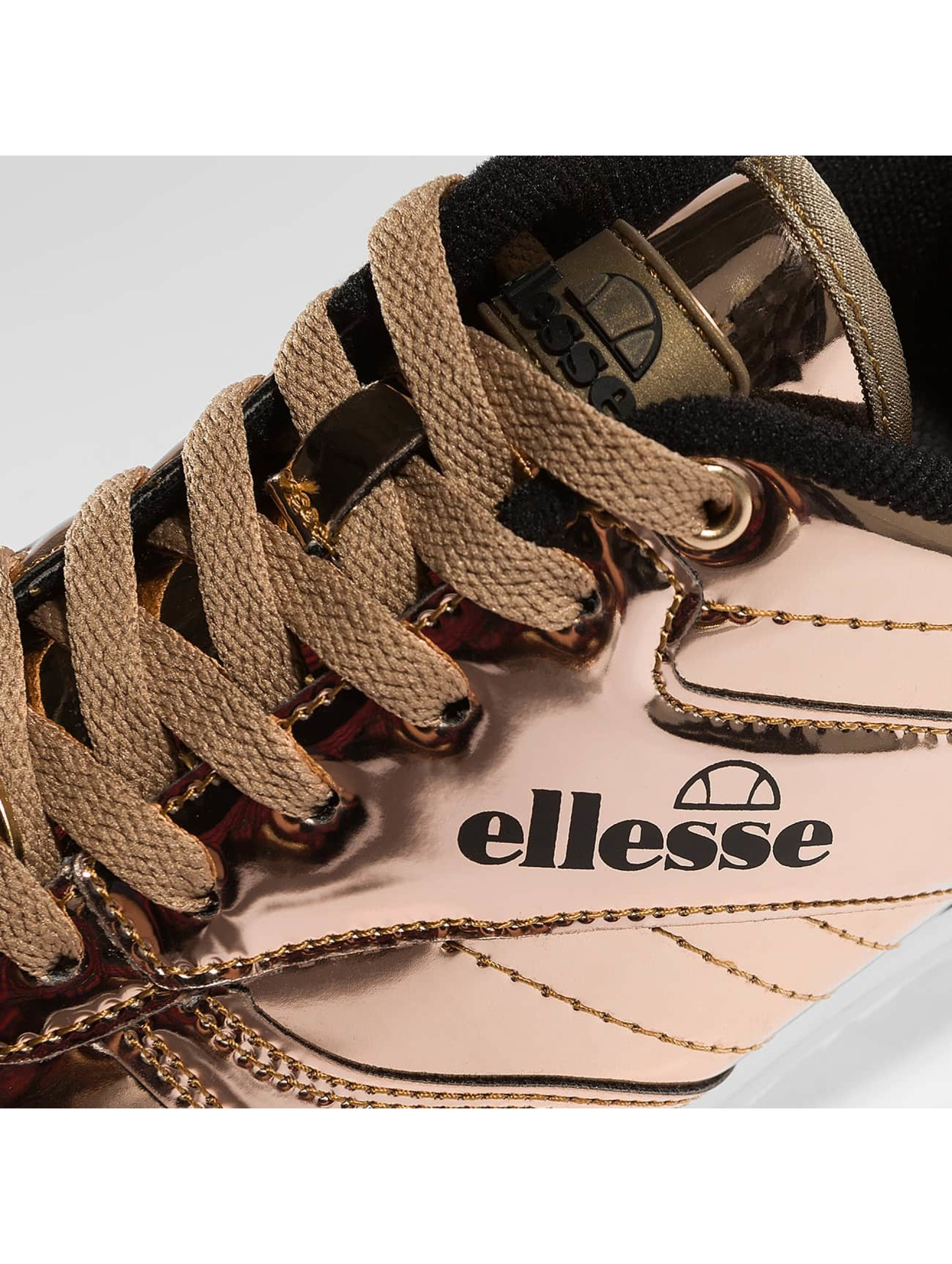 Ellesse Baskets Heritage City Runner Metallic Runner or