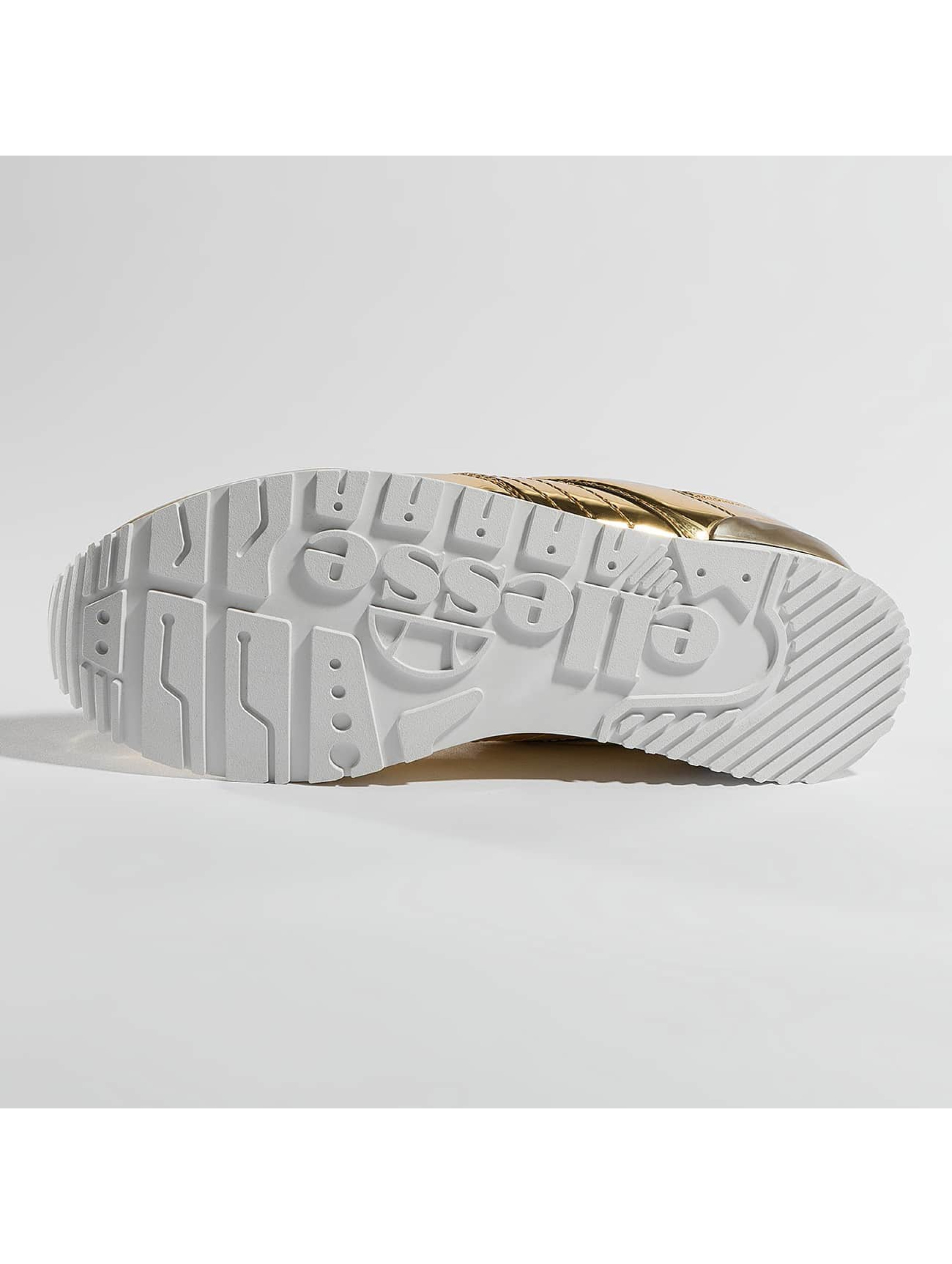 Ellesse Baskets Heritage City Runner Metallic Runner or