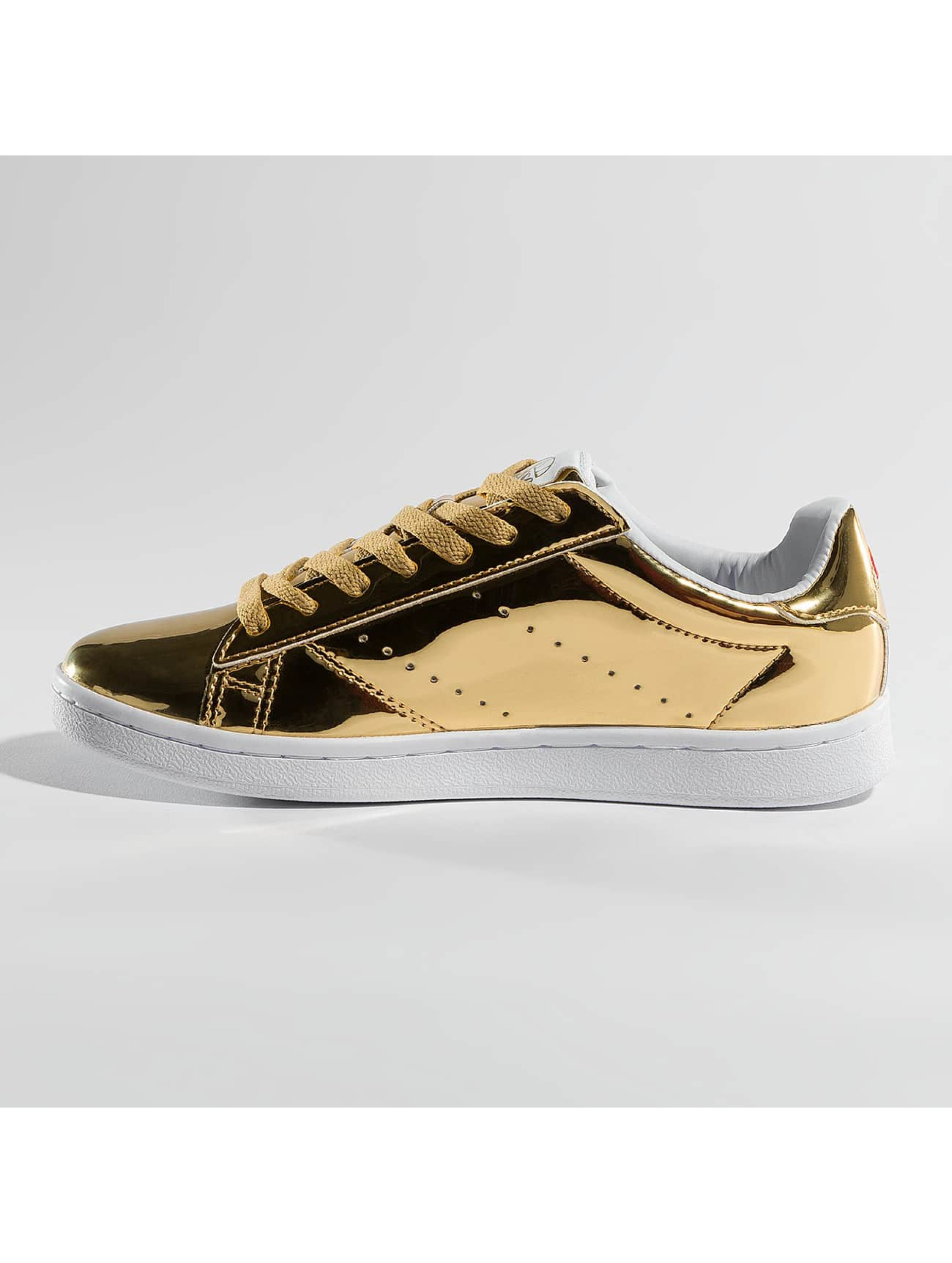 Ellesse Baskets Heritage Anzia Metallic or