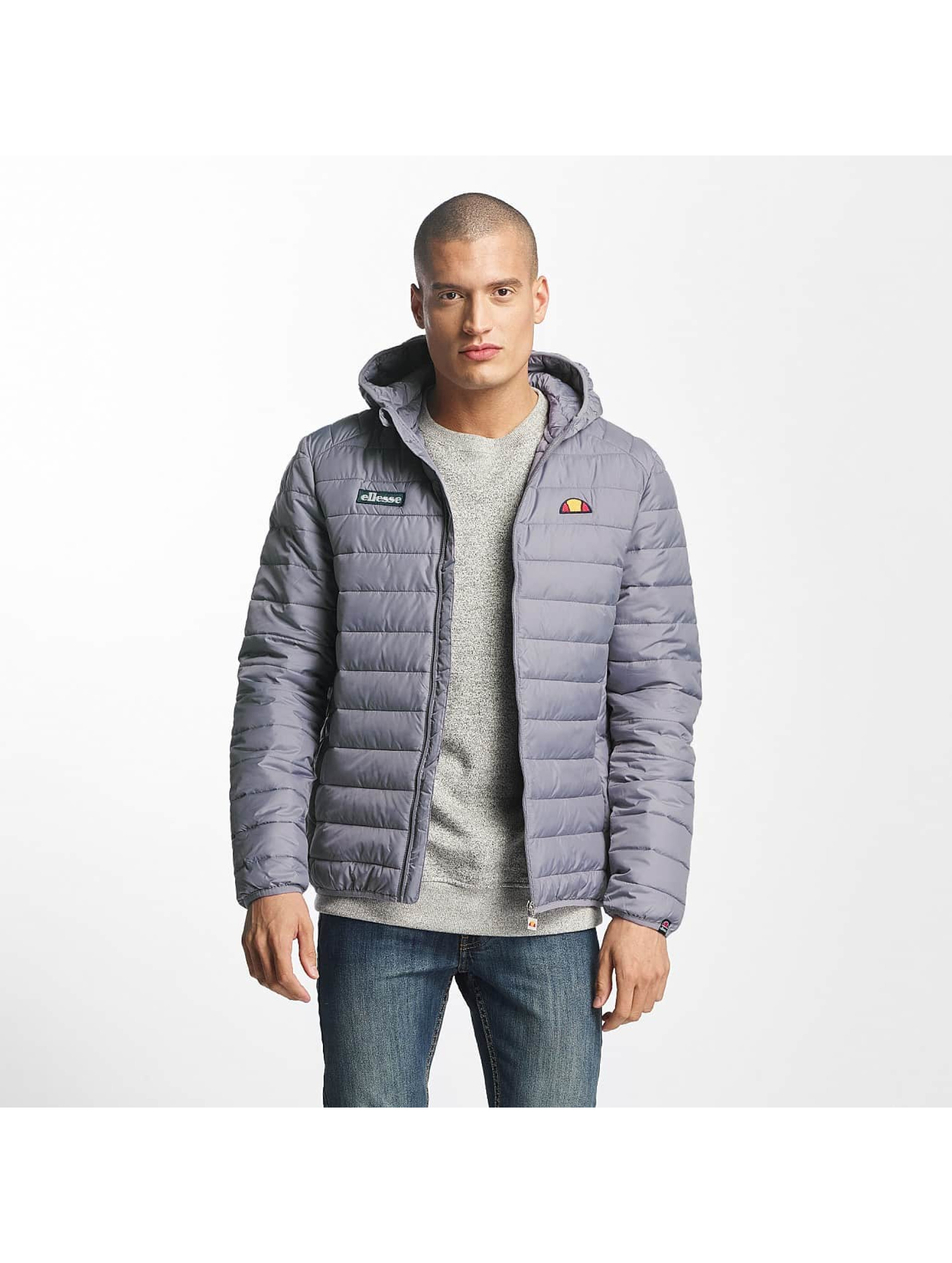 Ellesse Lightweight Jacket Lombardy Padded gray