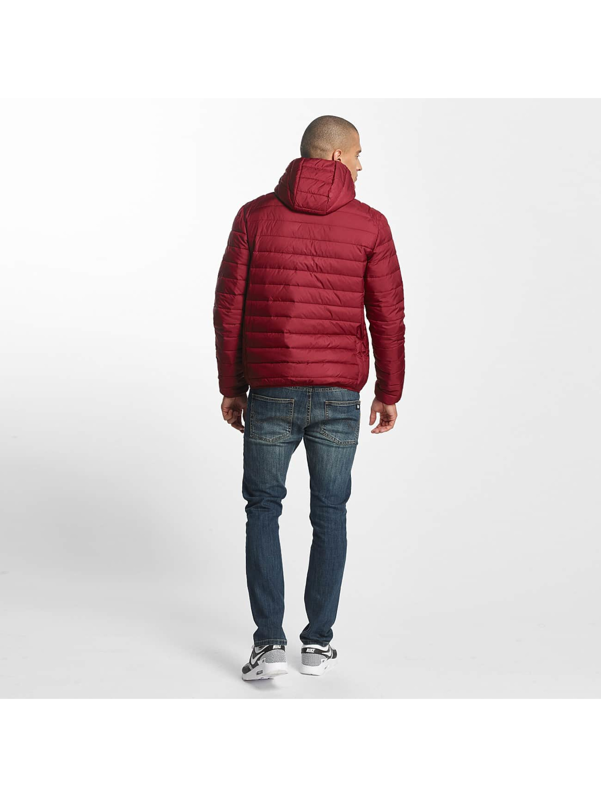 Ellesse Lightweight Jacket Lombardy Padded red