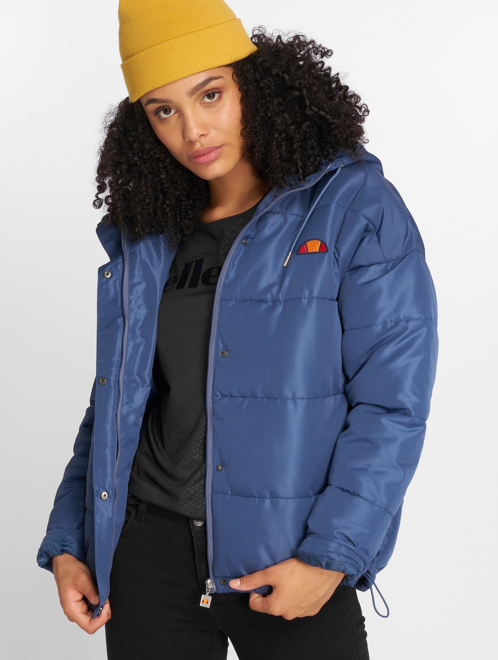 Ellesse Pejo Jacket Blue Indigo A3jL5qR4