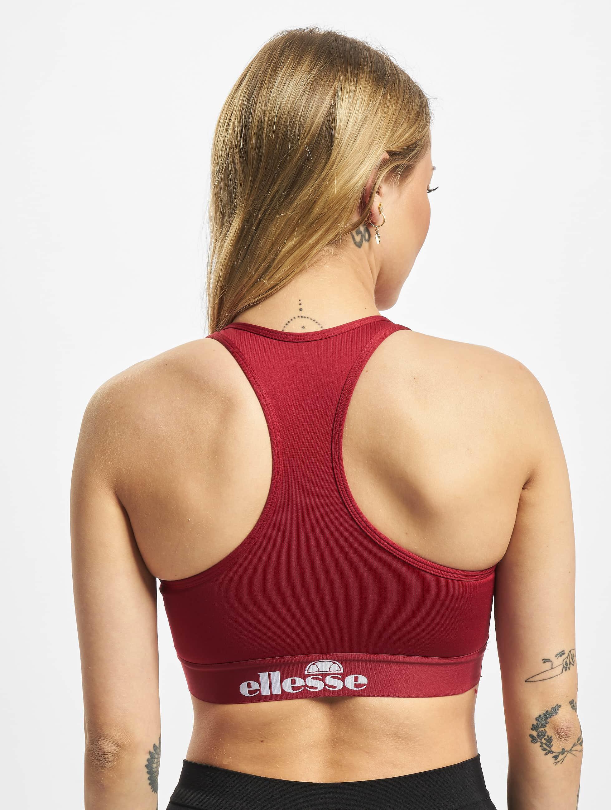 Ellesse ondergoed Sport Cefalo Bra rood