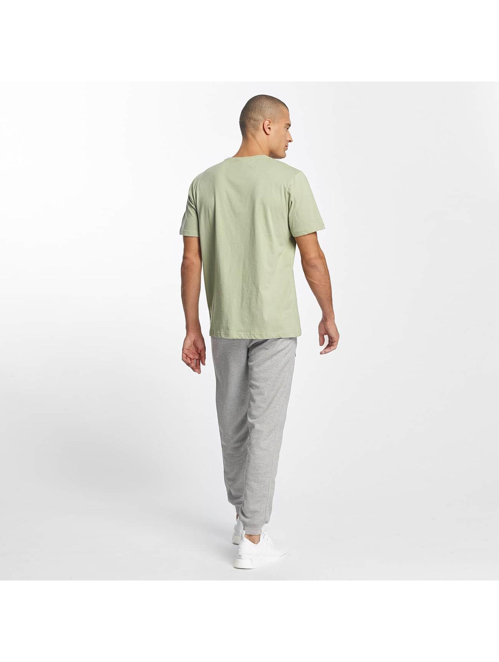 Ellesse Pantalón deportivo Sport Forza Poly Elast Zip gris