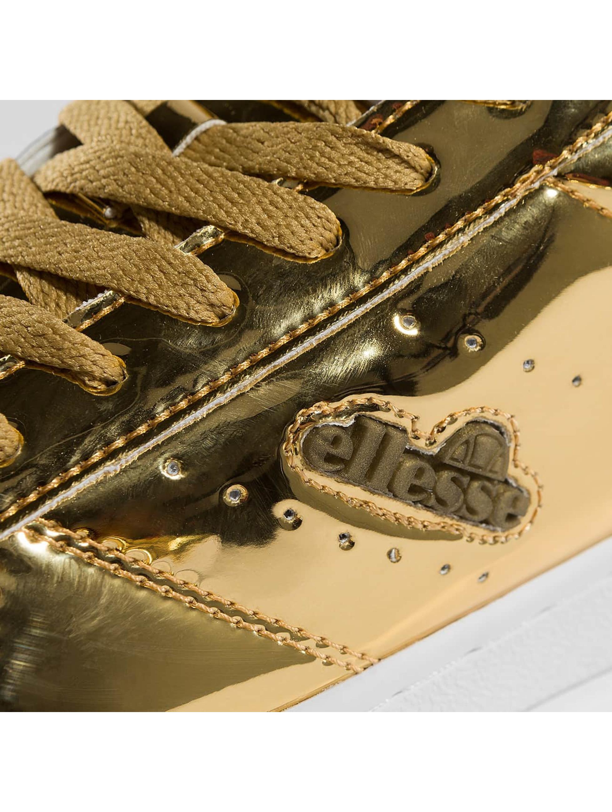 Ellesse Sneakers Heritage Anzia Metallic gold colored