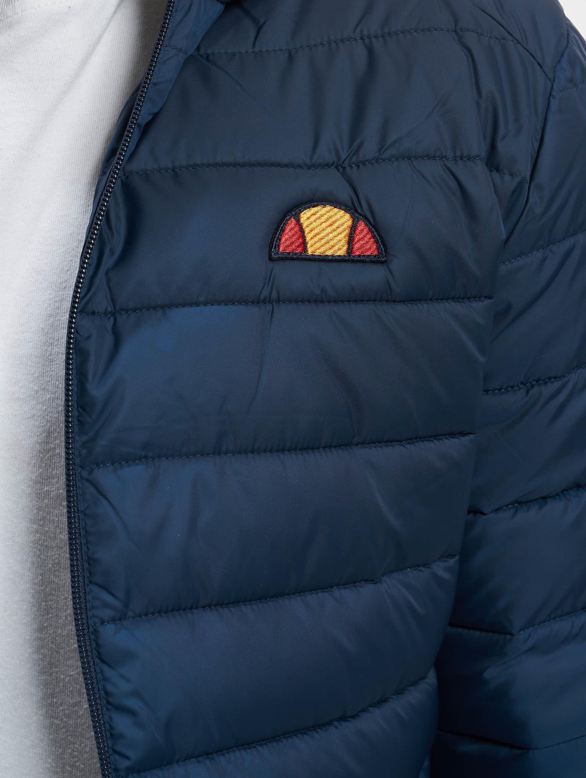 Ellesse Veste mi-saison légère Lombardy Padded bleu