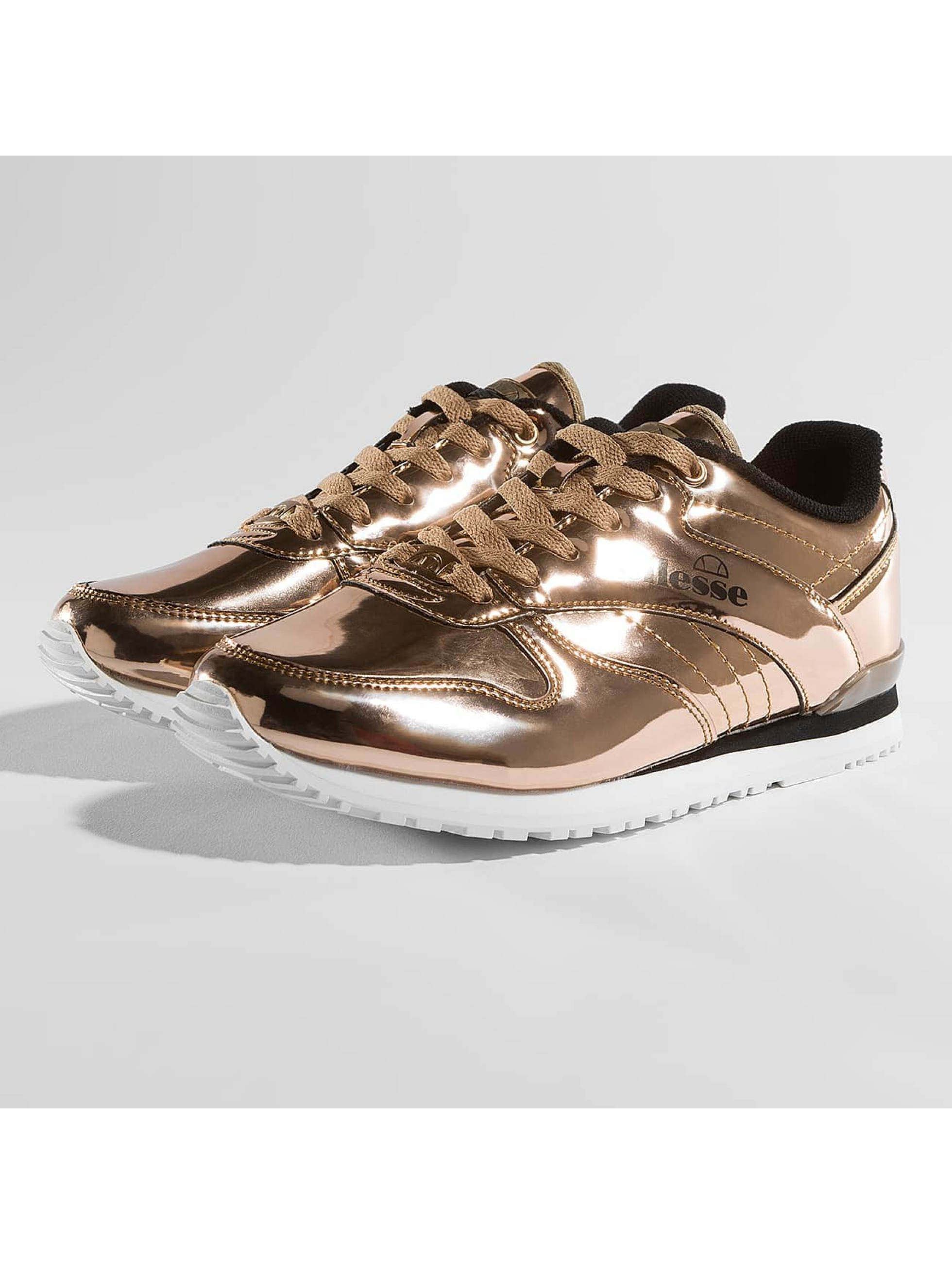 Ellesse Zapatillas de deporte Heritage City Runner Metallic Runner oro