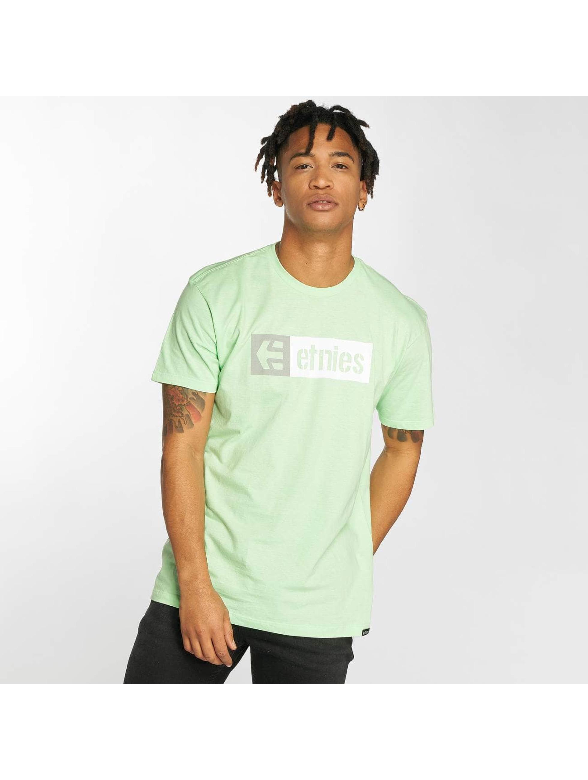 Etnies Camiseta New Box verde