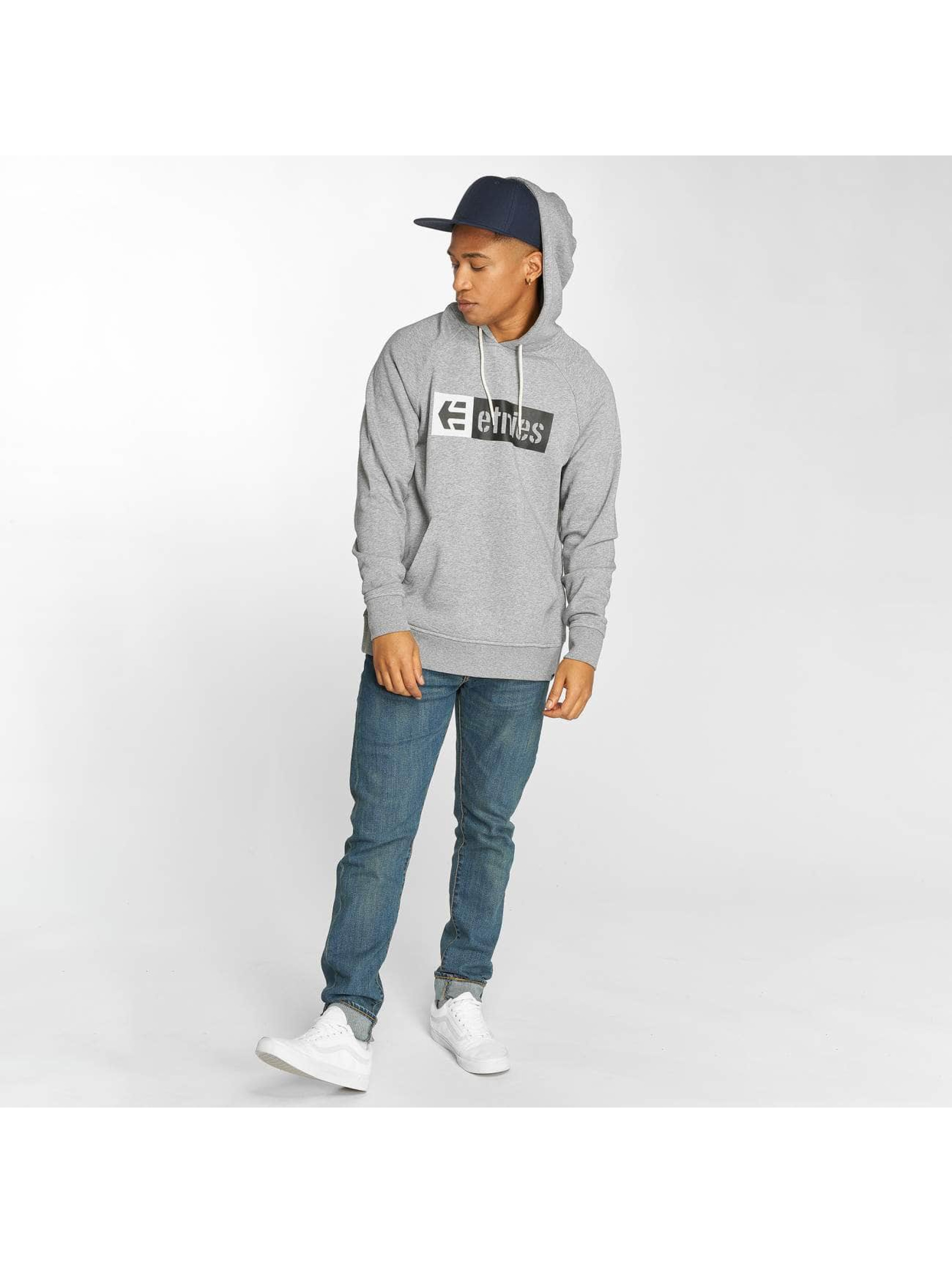 Etnies Hoody New Box grau