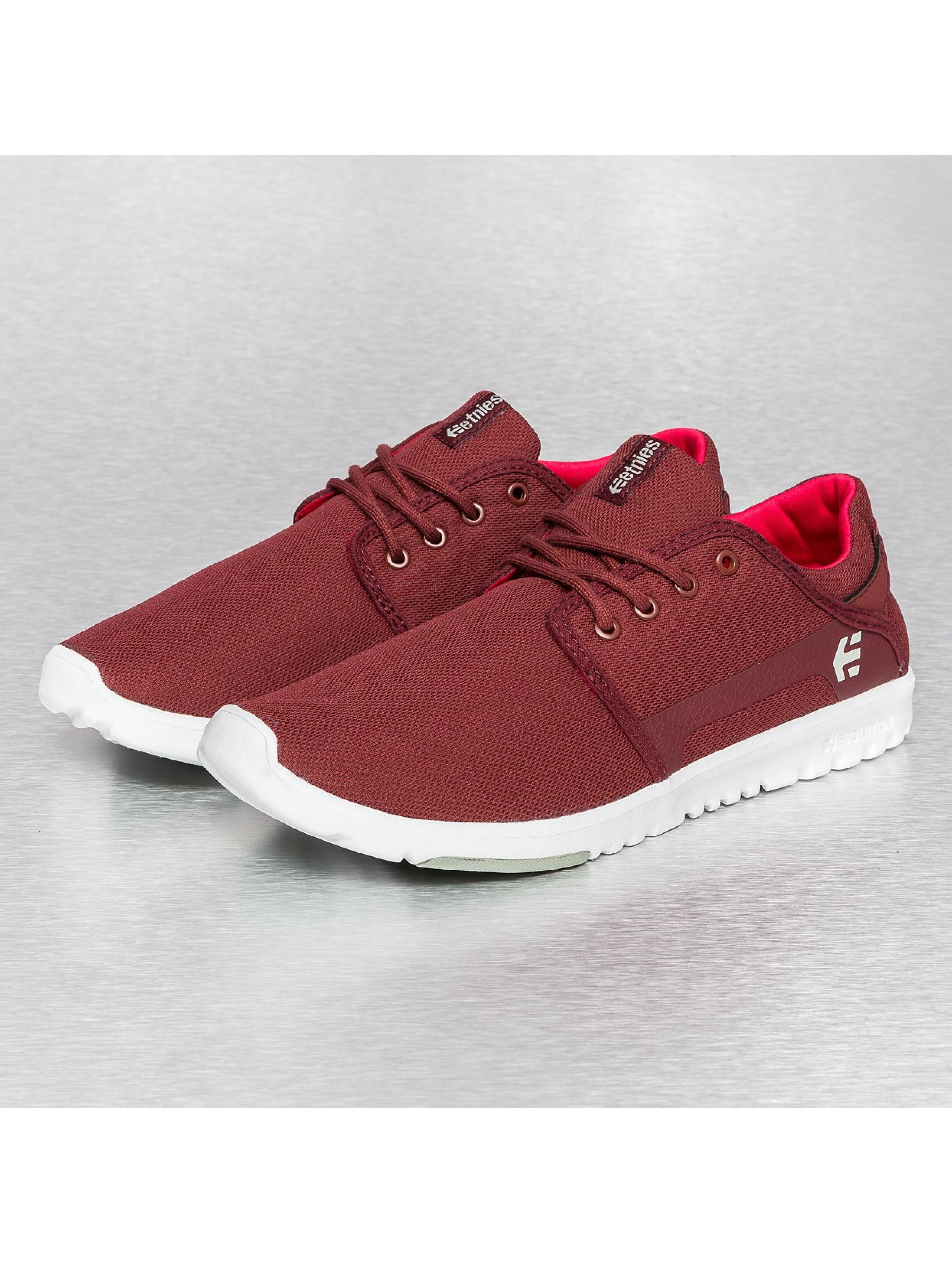 Etnies Sneaker Scout rot