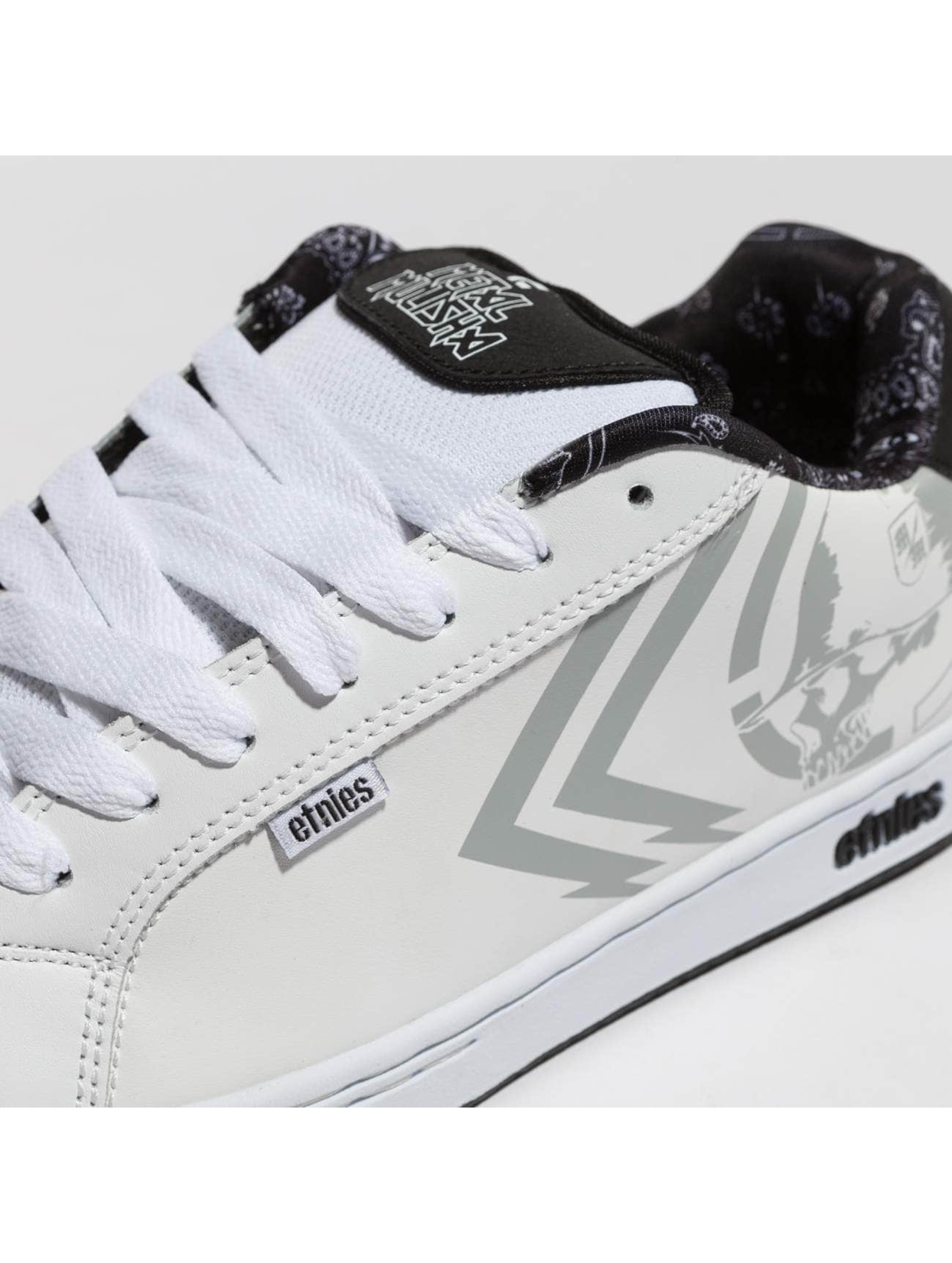 Etnies Sneaker Metal Mulisha Fader Low Top weiß