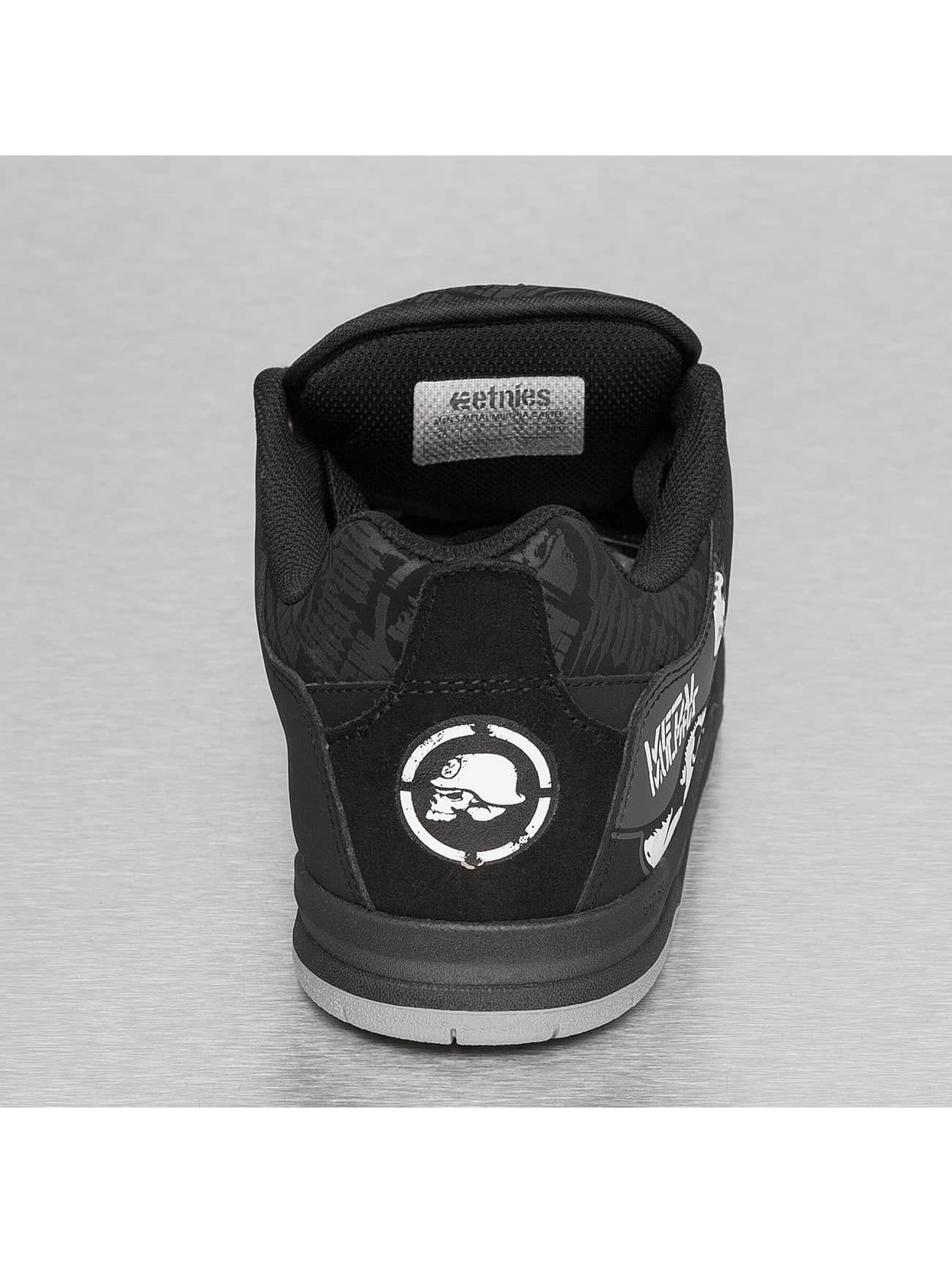 Etnies Sneakers Metal Mulisha Cartel èierna