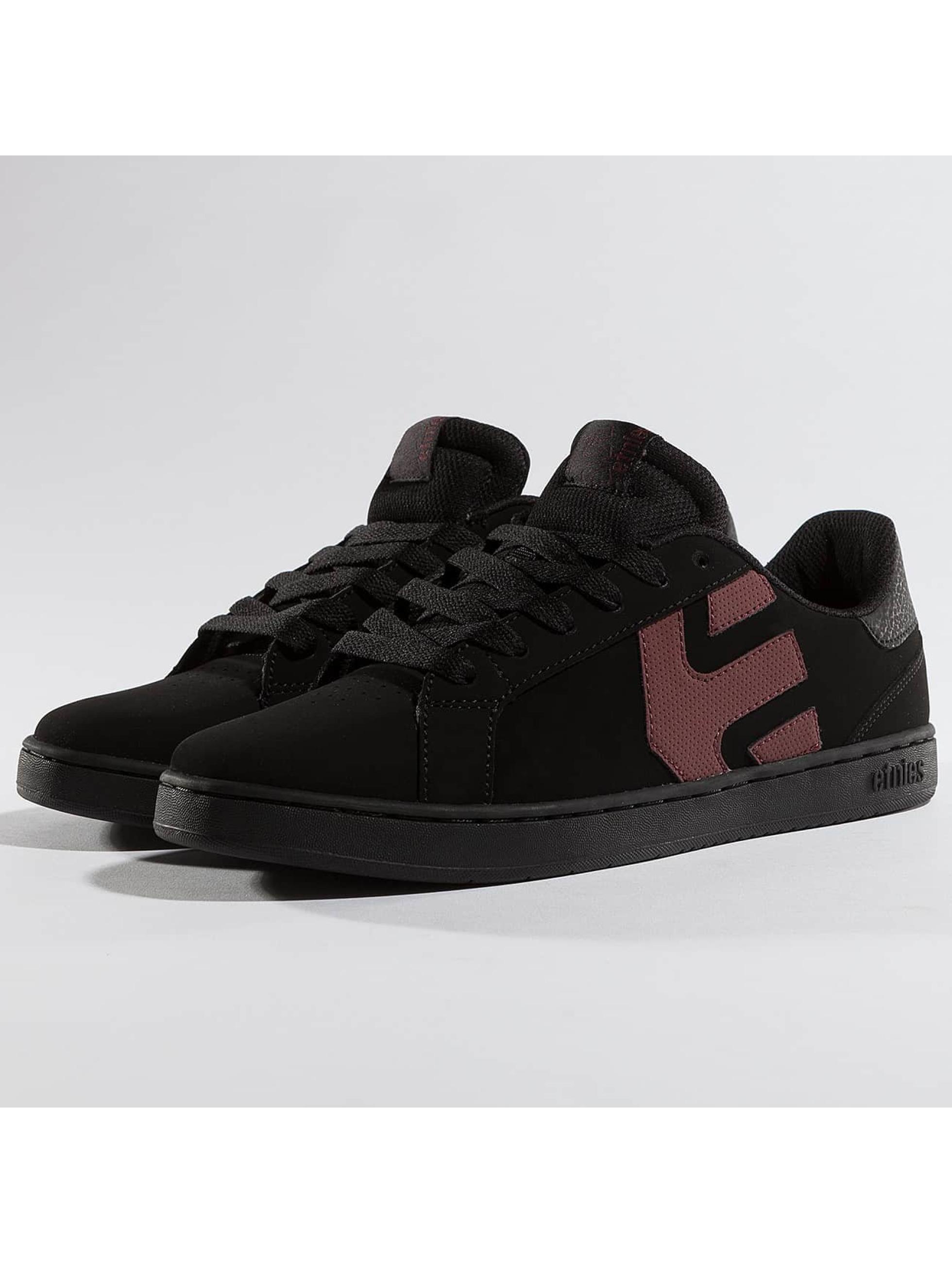 Etnies Sneakers Fader Low Top czarny