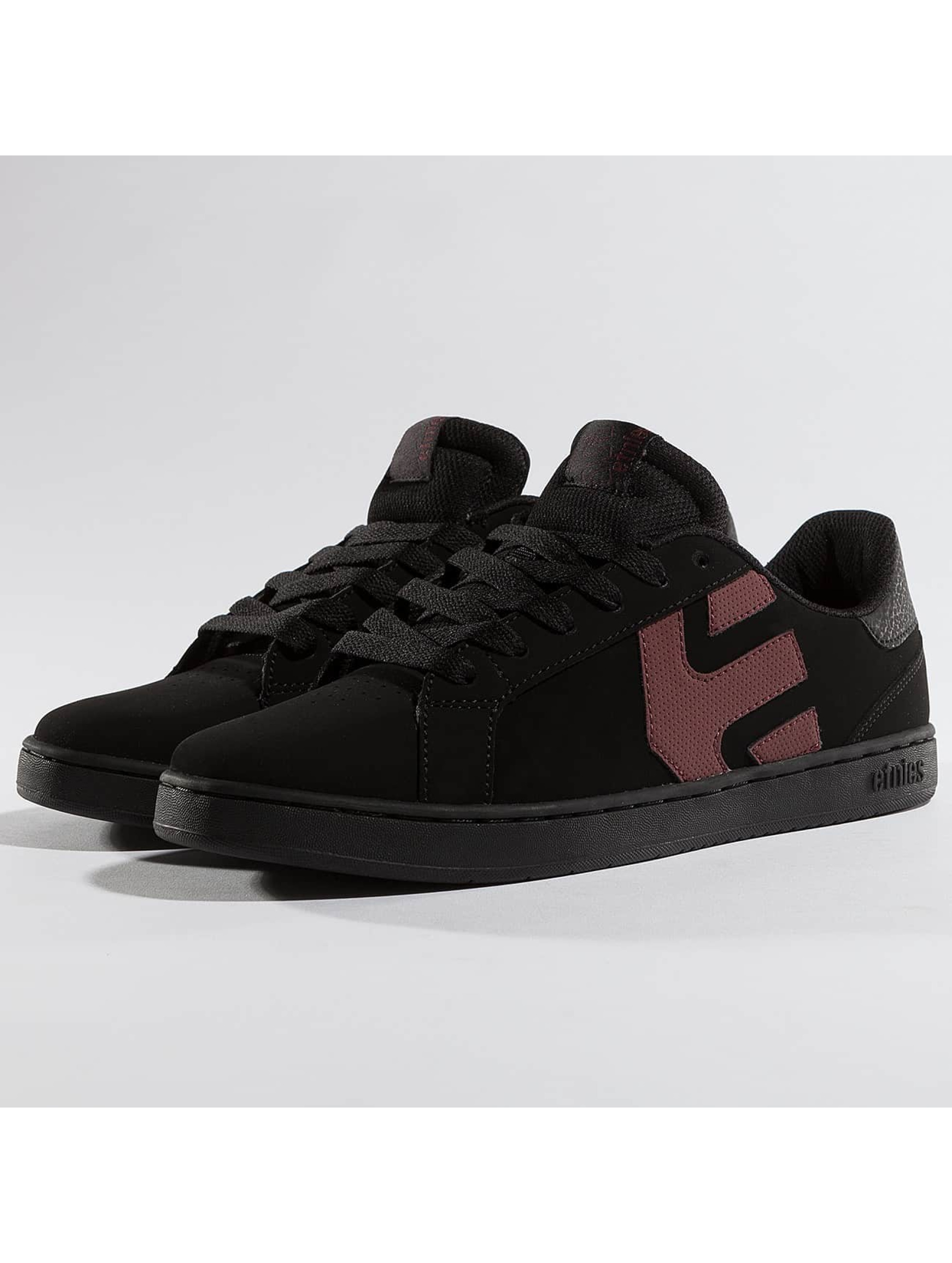 Etnies Tøysko Fader Low Top svart