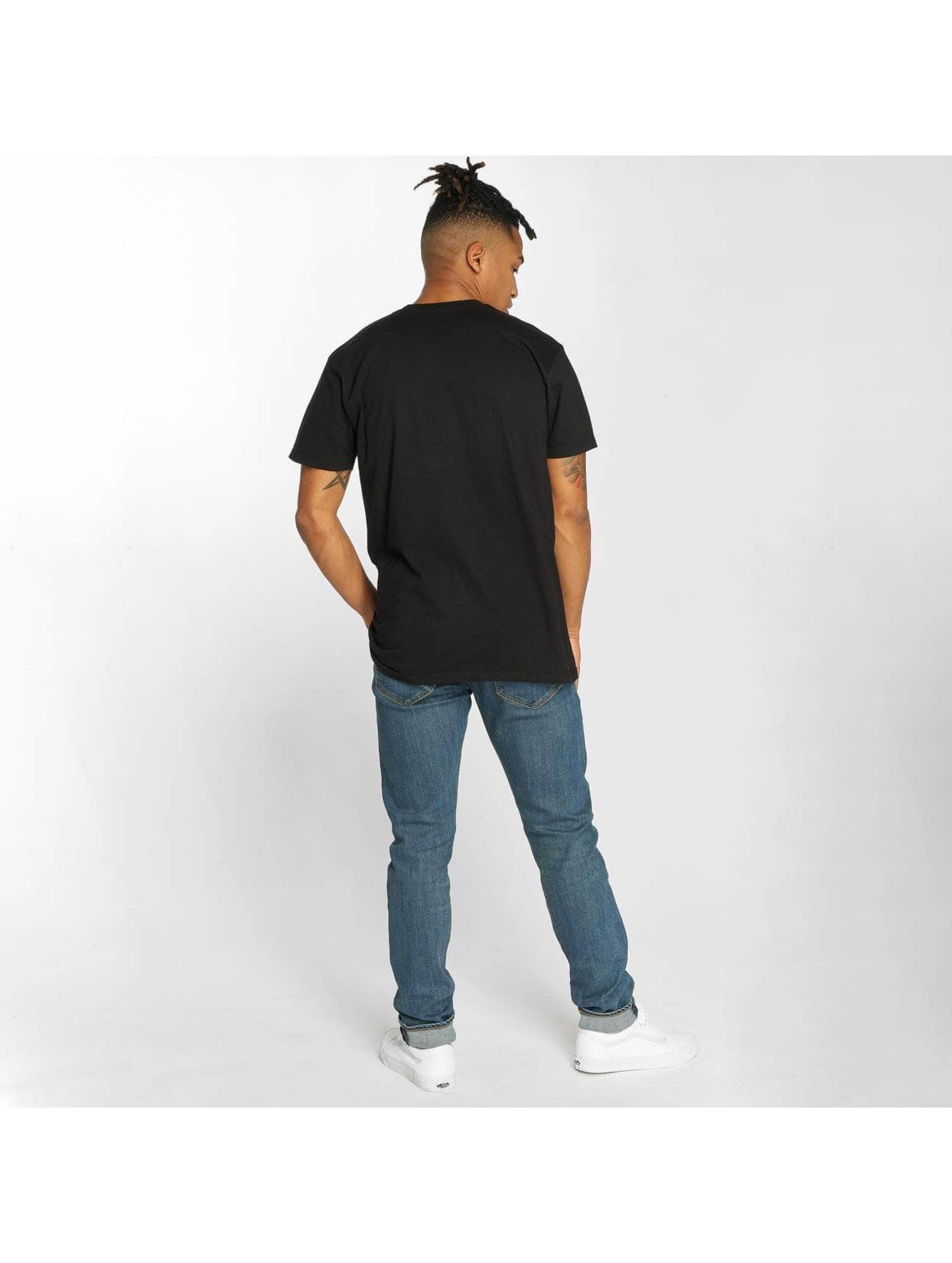 Etnies T-Shirt Icon Sprayed schwarz