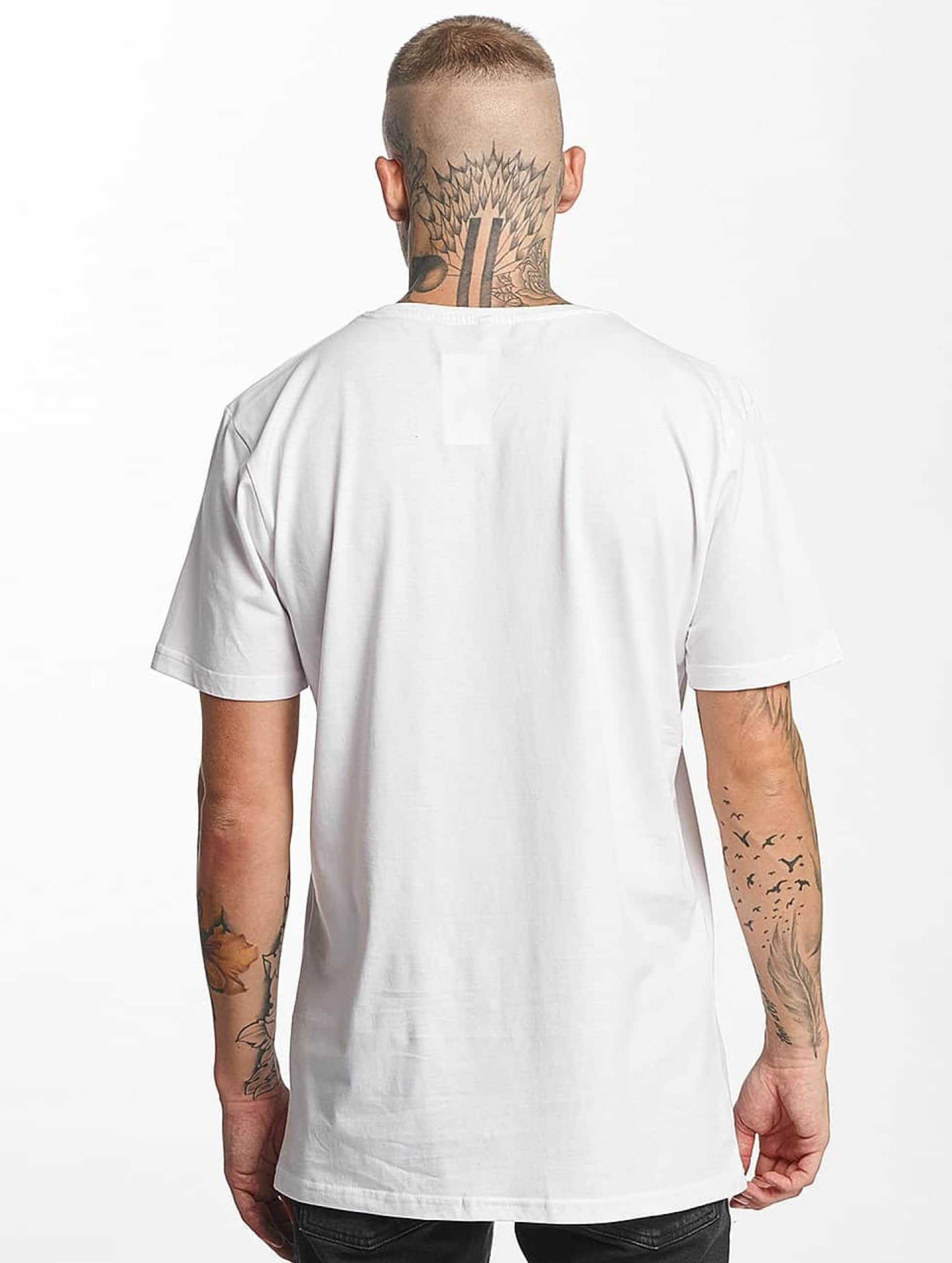 Famous Stars and Straps Camiseta Rotten MSS blanco