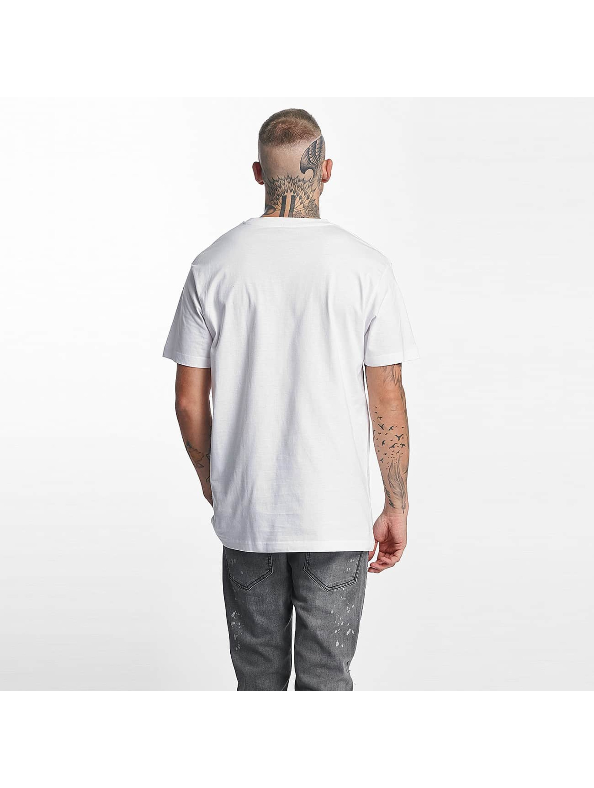 Famous Stars and Straps Camiseta Loud and Clear blanco